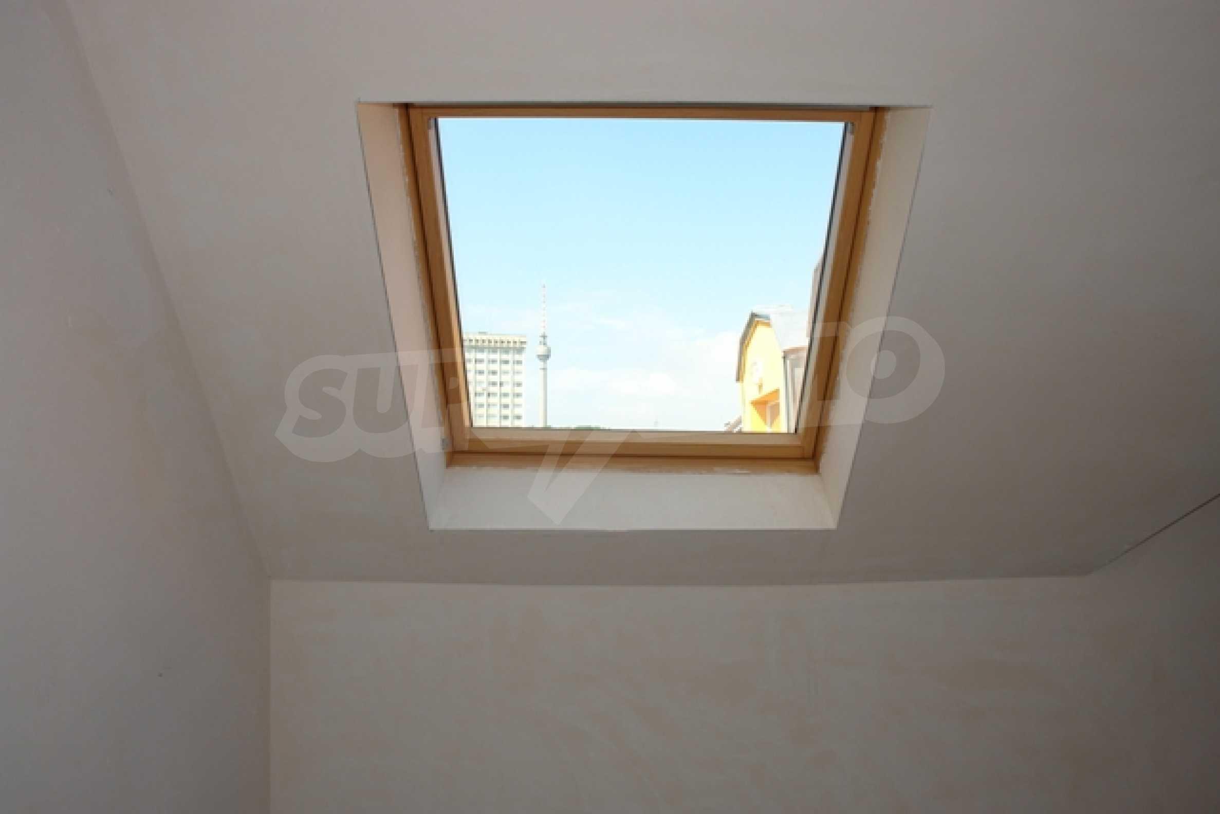 Apartment mit zwei Schlafzimmern in Rousse mit atemberaubendem Panorama auf die Stadt 15