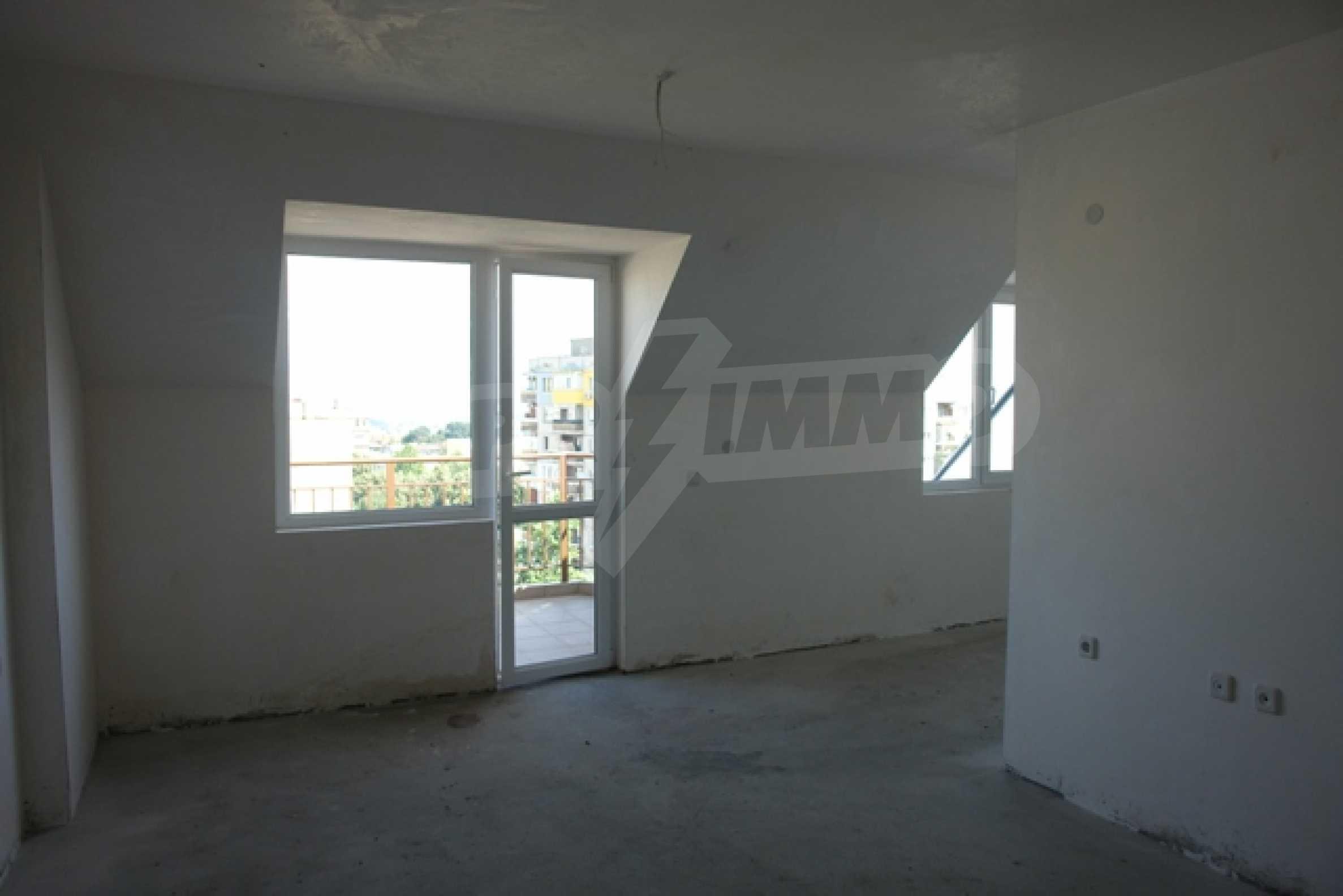 Apartment mit zwei Schlafzimmern in Rousse mit atemberaubendem Panorama auf die Stadt 17