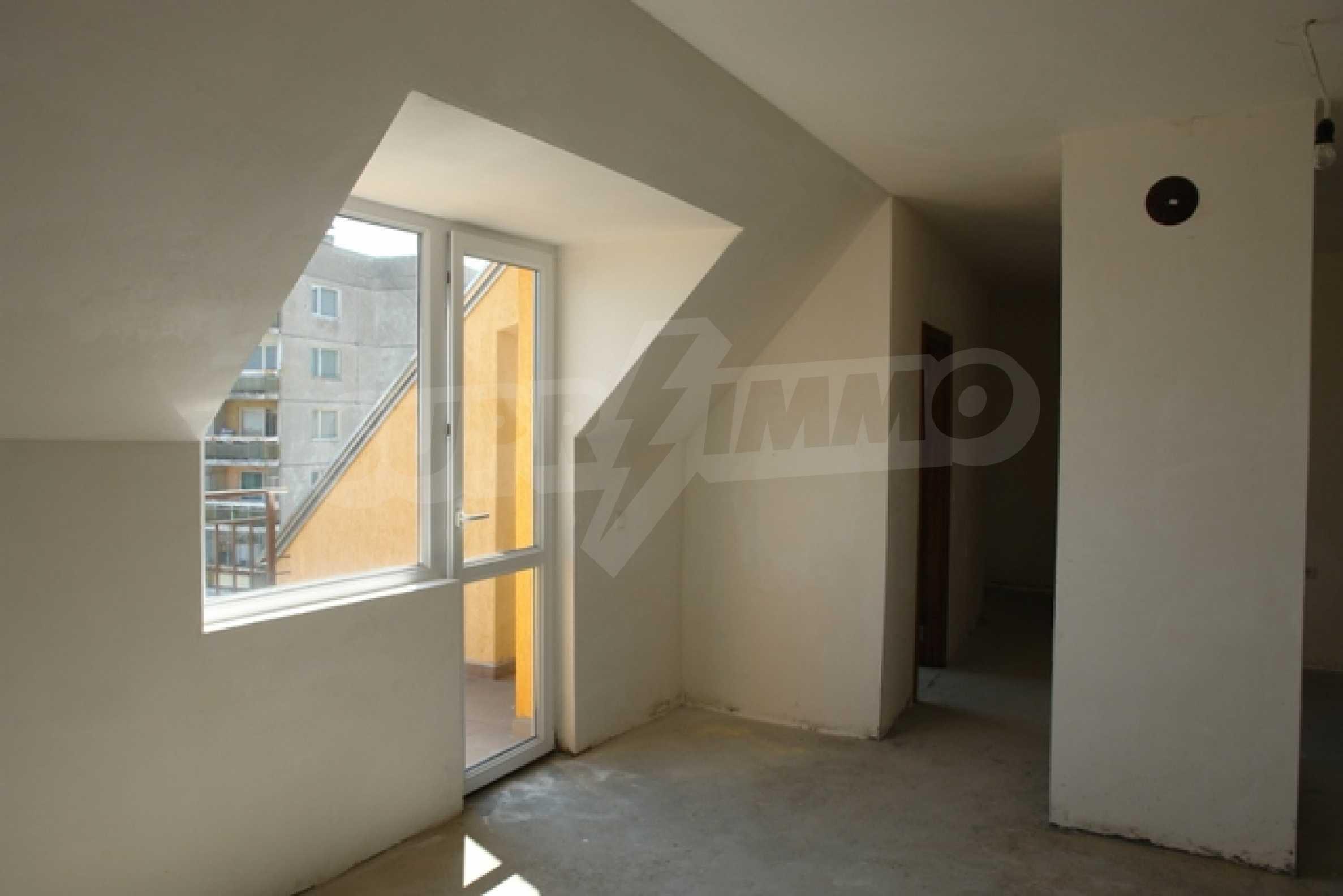 Apartment mit zwei Schlafzimmern in Rousse mit atemberaubendem Panorama auf die Stadt 20