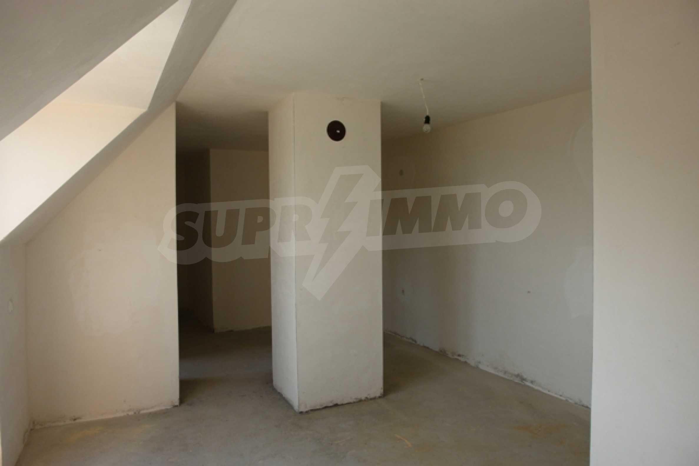 Apartment mit zwei Schlafzimmern in Rousse mit atemberaubendem Panorama auf die Stadt 21