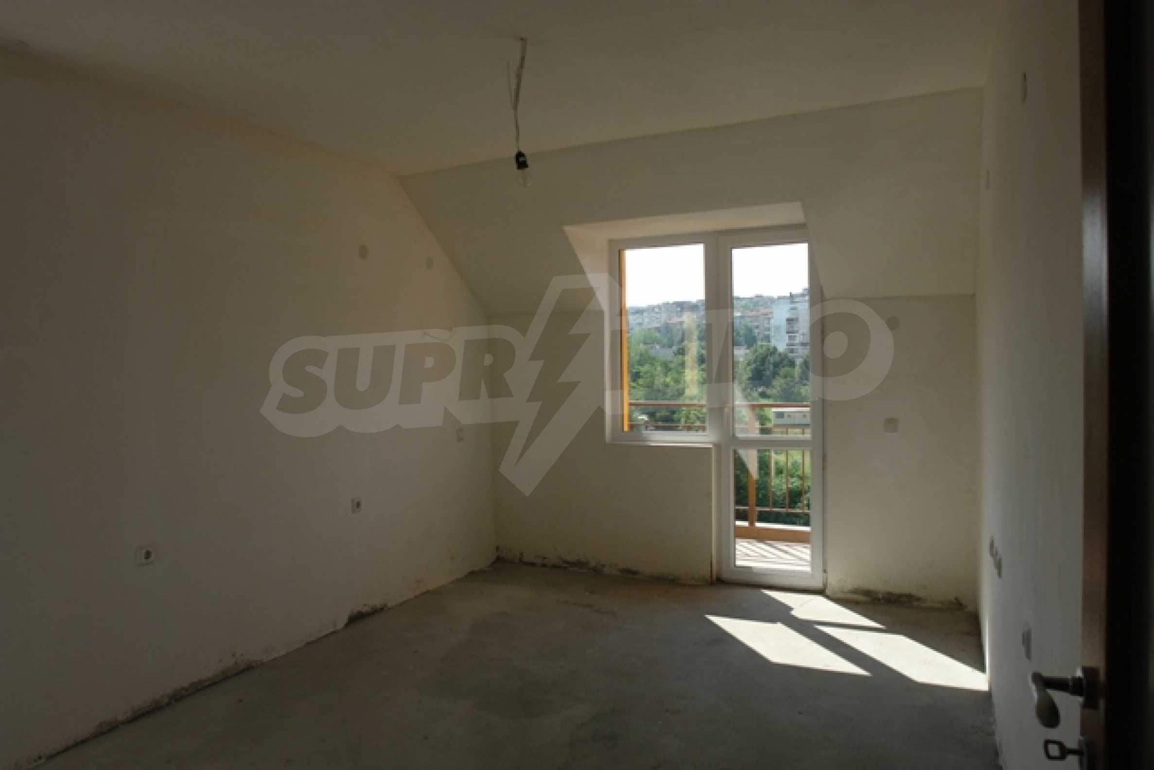 Apartment mit zwei Schlafzimmern in Rousse mit atemberaubendem Panorama auf die Stadt 23