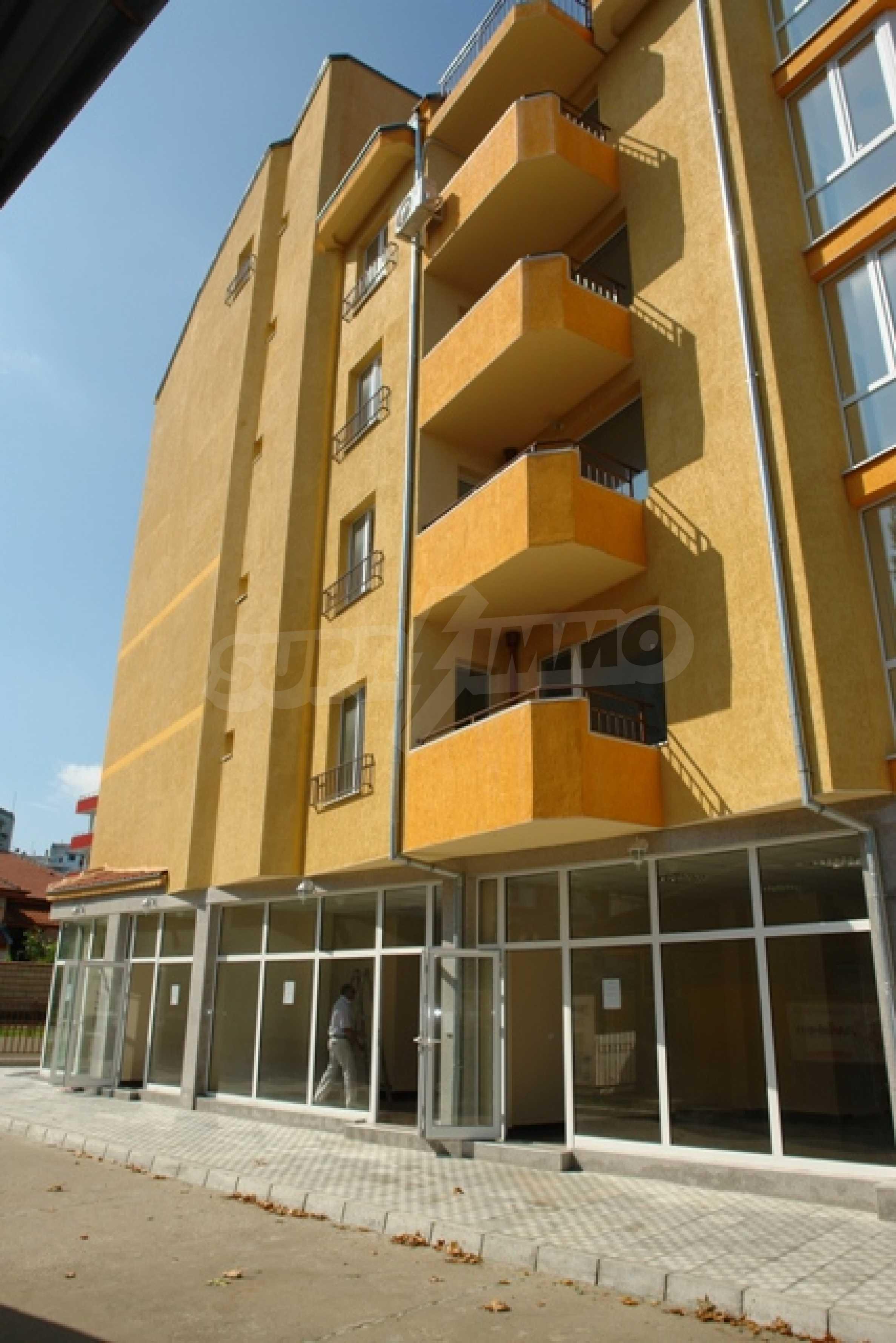 Apartment mit zwei Schlafzimmern in Rousse mit atemberaubendem Panorama auf die Stadt 2