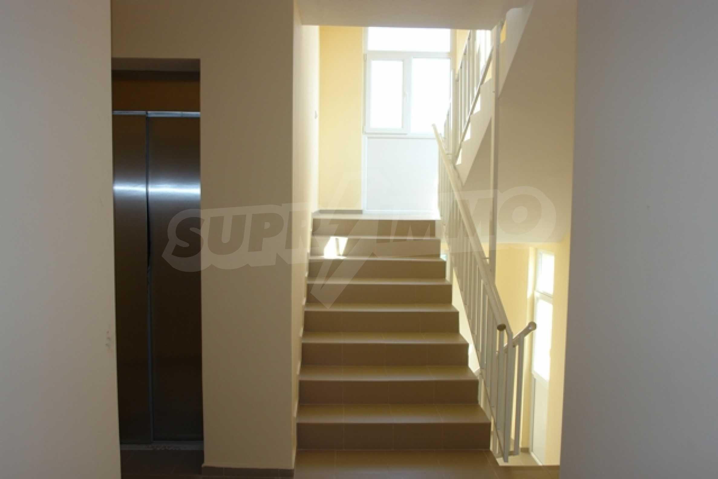 Apartment mit zwei Schlafzimmern in Rousse mit atemberaubendem Panorama auf die Stadt 3