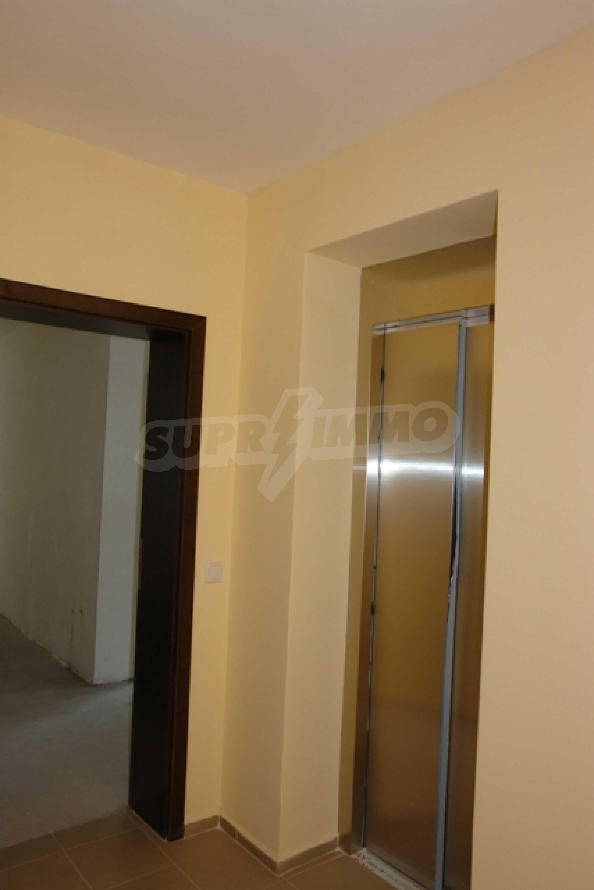 Apartment mit zwei Schlafzimmern in Rousse mit atemberaubendem Panorama auf die Stadt 4
