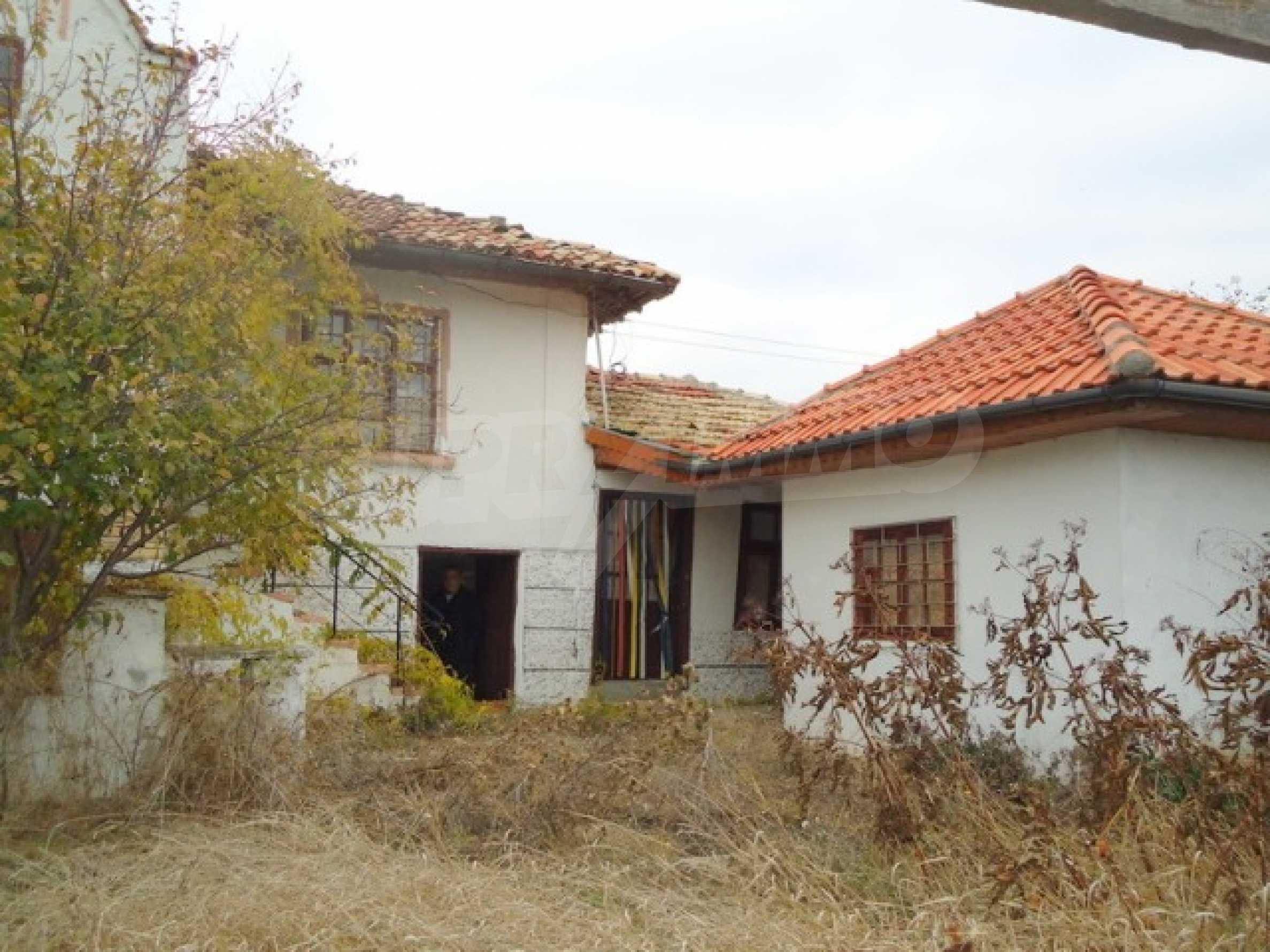 Two-storey house 24 km from the city of Shumen 1