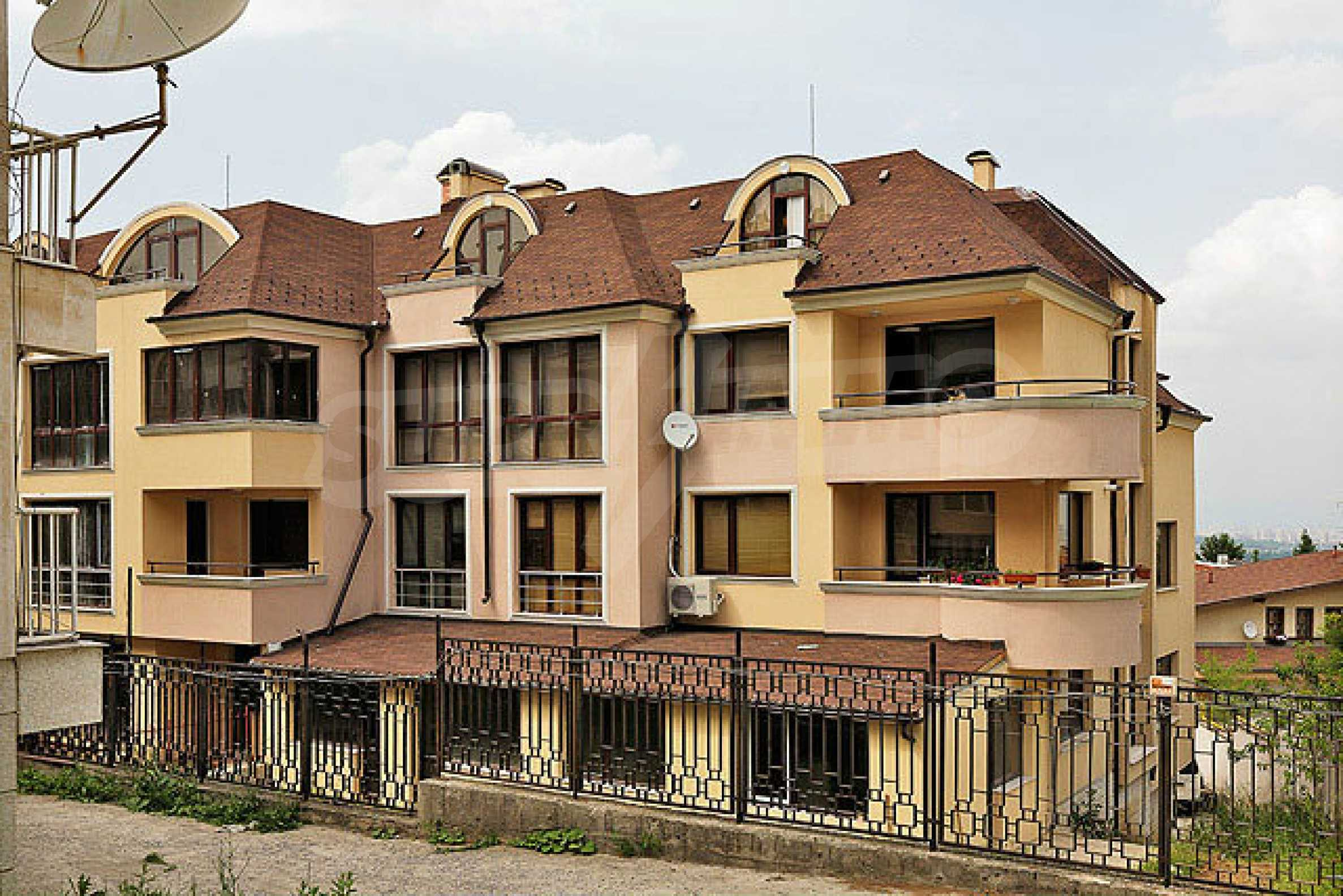 Furnished apartment in Boyana District