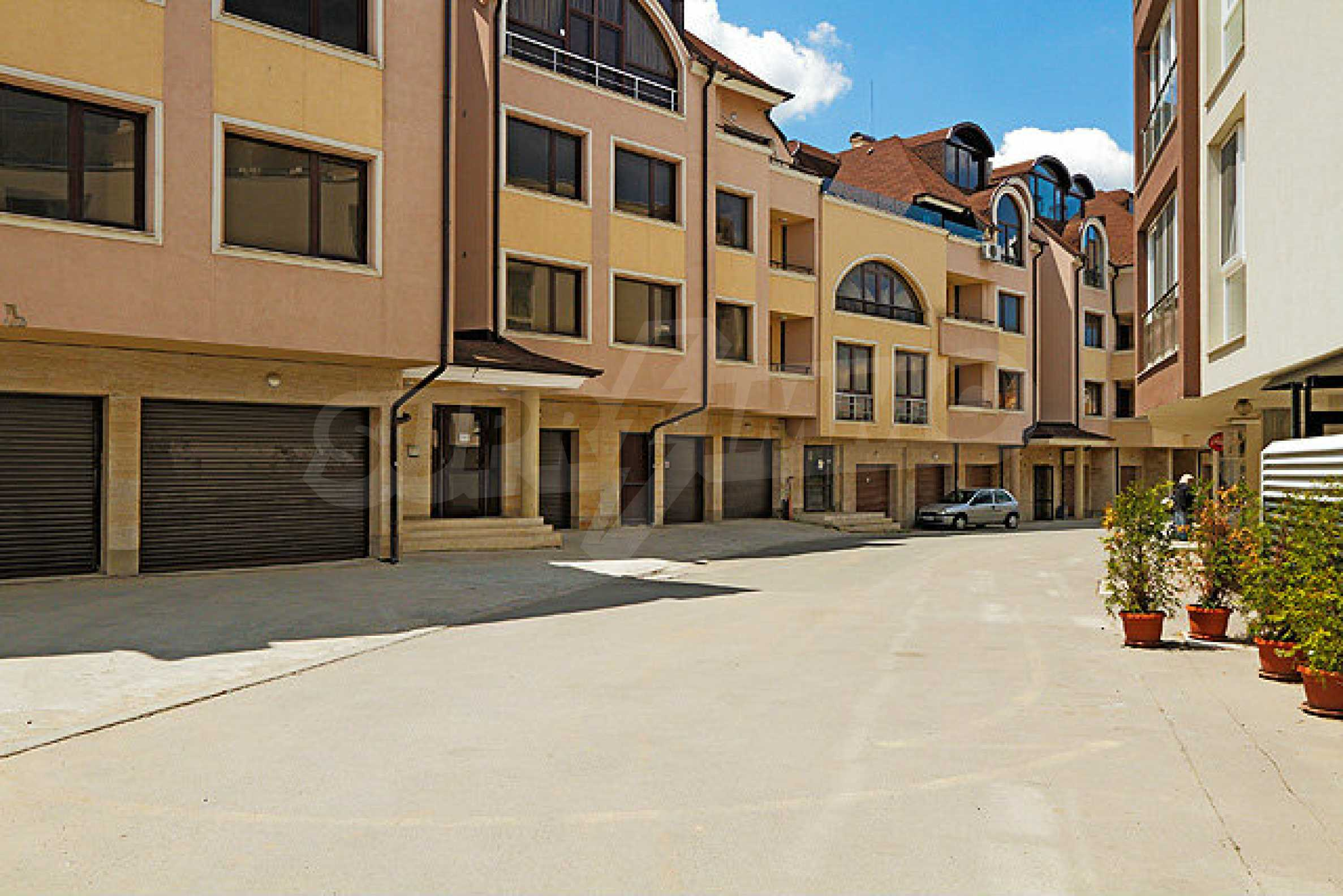 Furnished apartment in Boyana District 2
