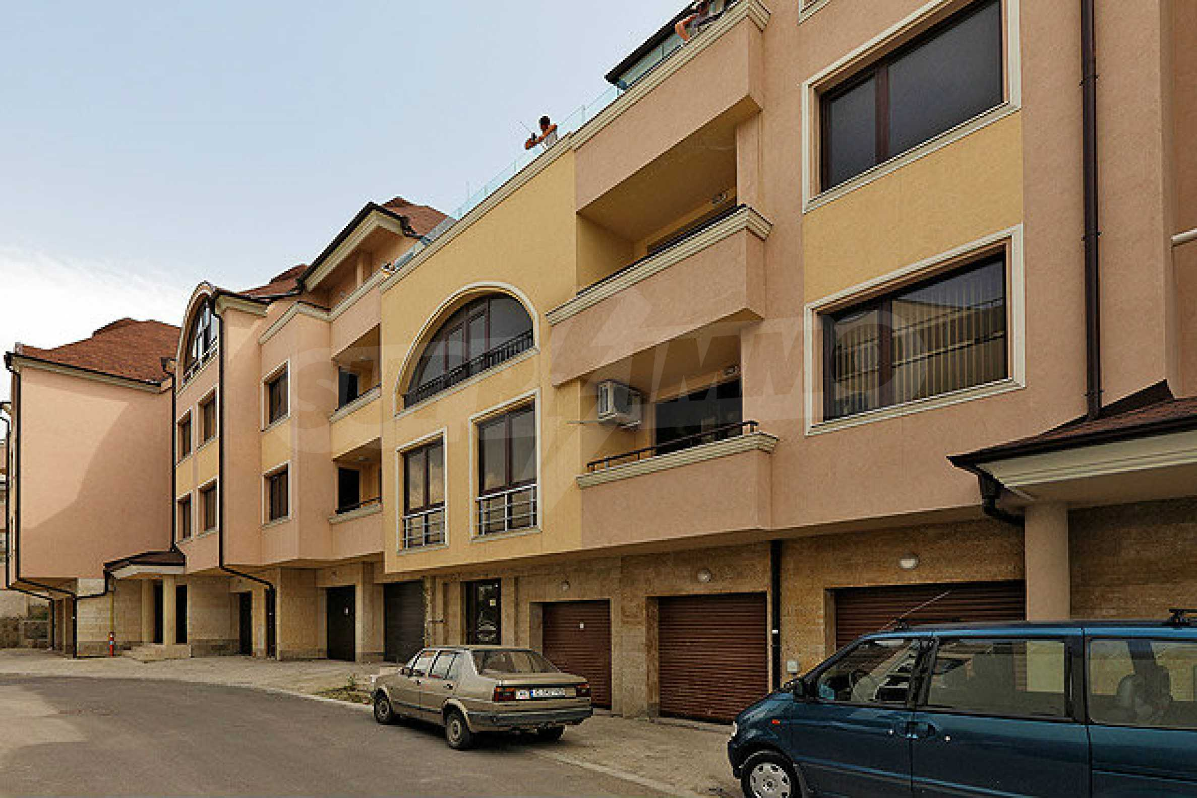 Furnished apartment in Boyana District 3