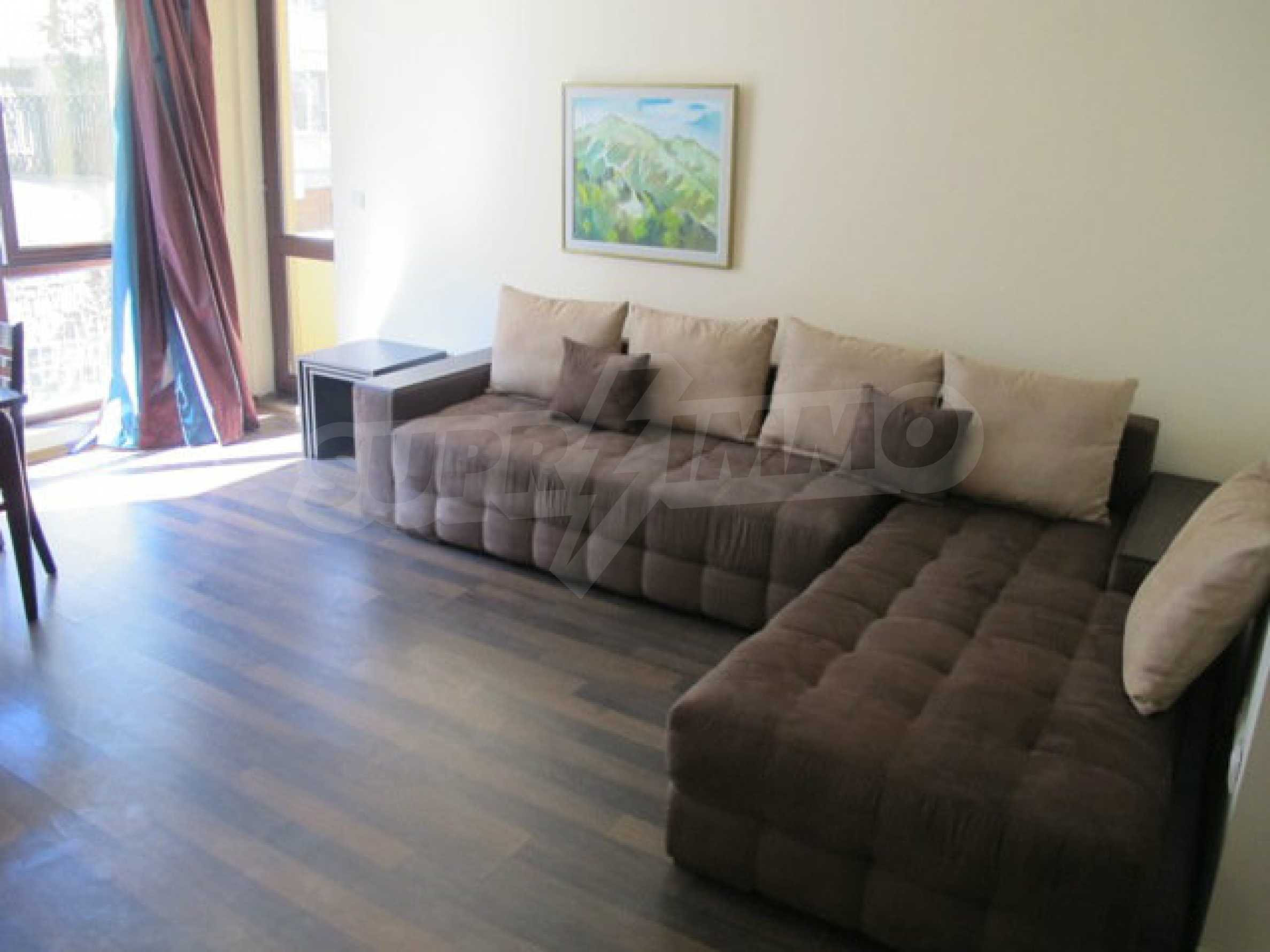 Furnished apartment in Boyana District 4