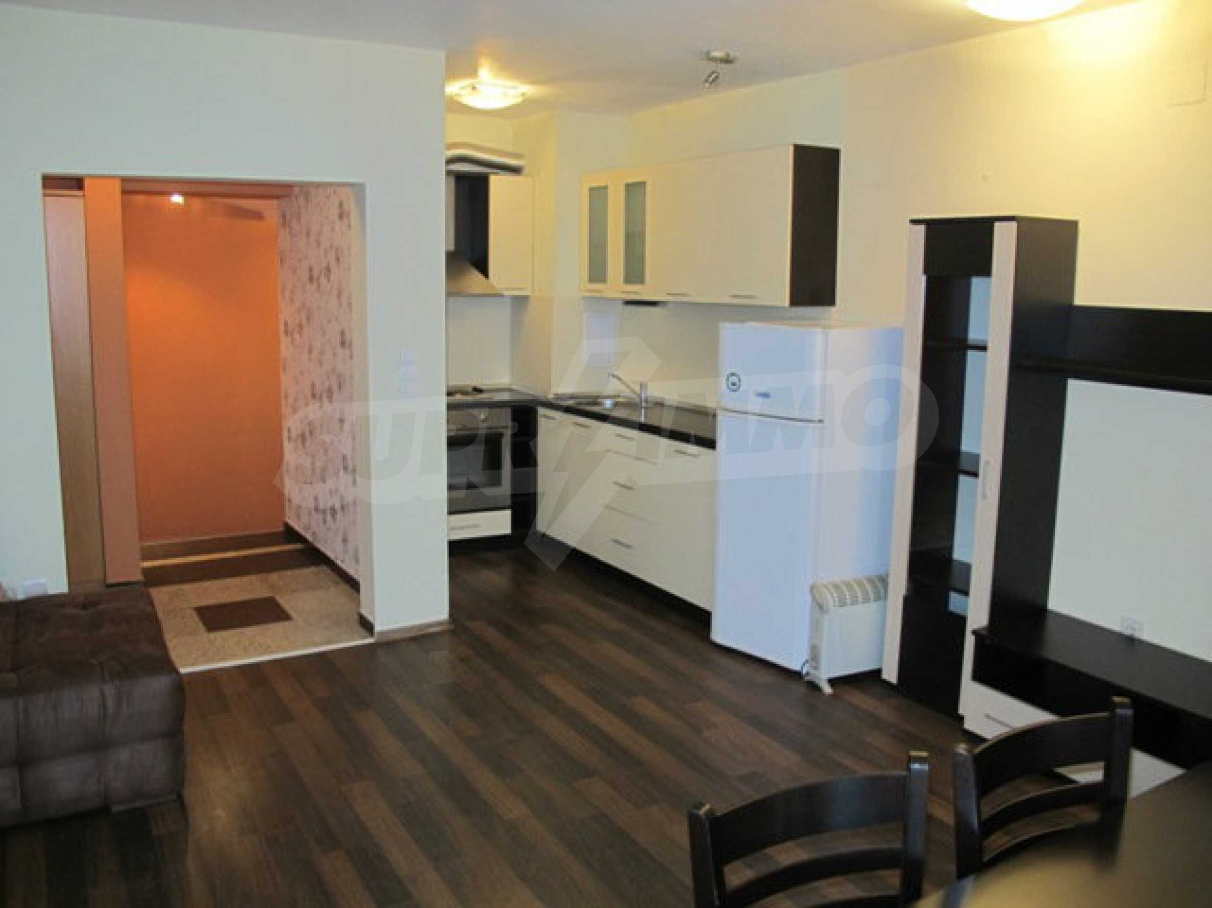 Furnished apartment in Boyana District 6