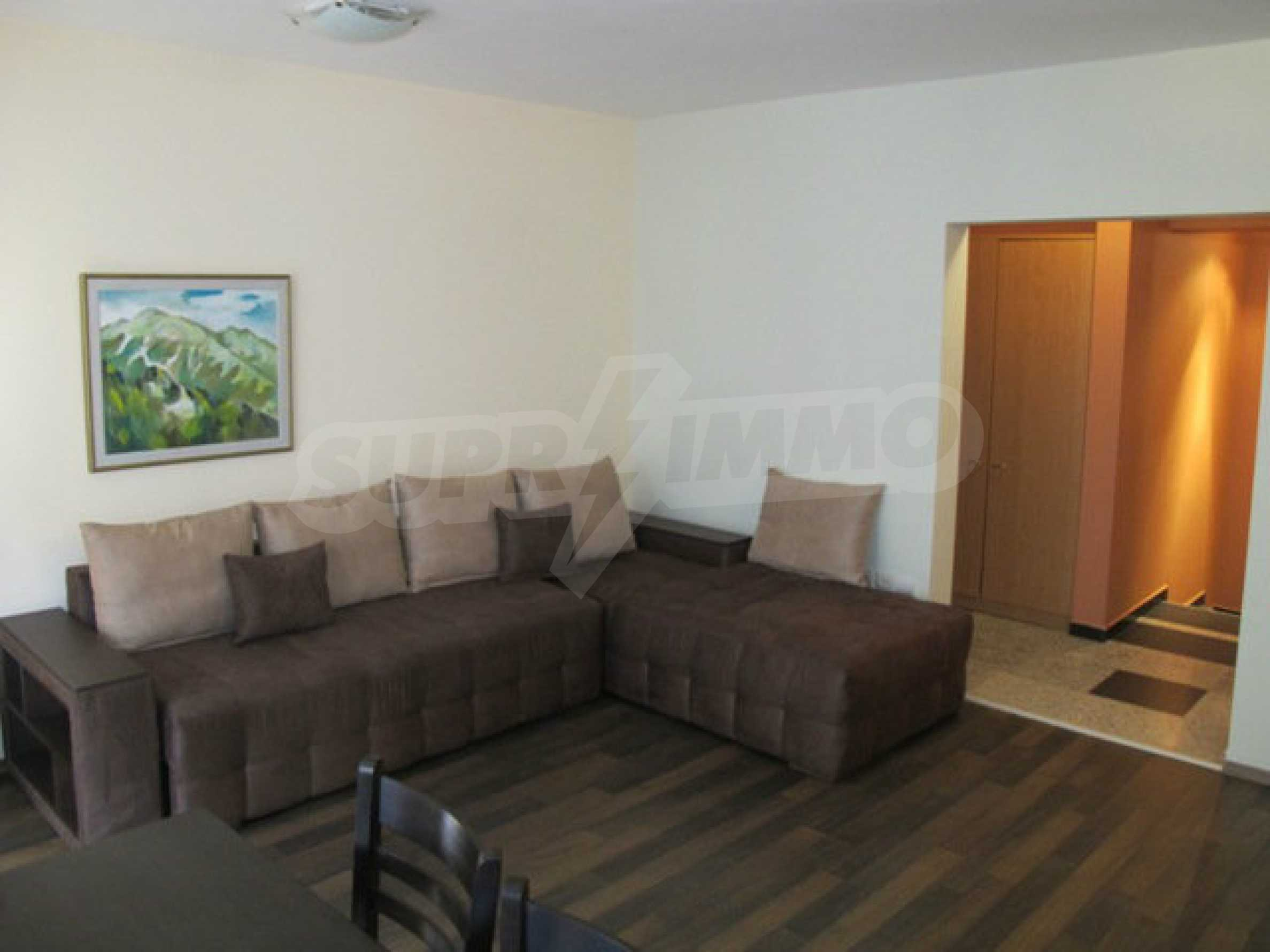 Furnished apartment in Boyana District 7