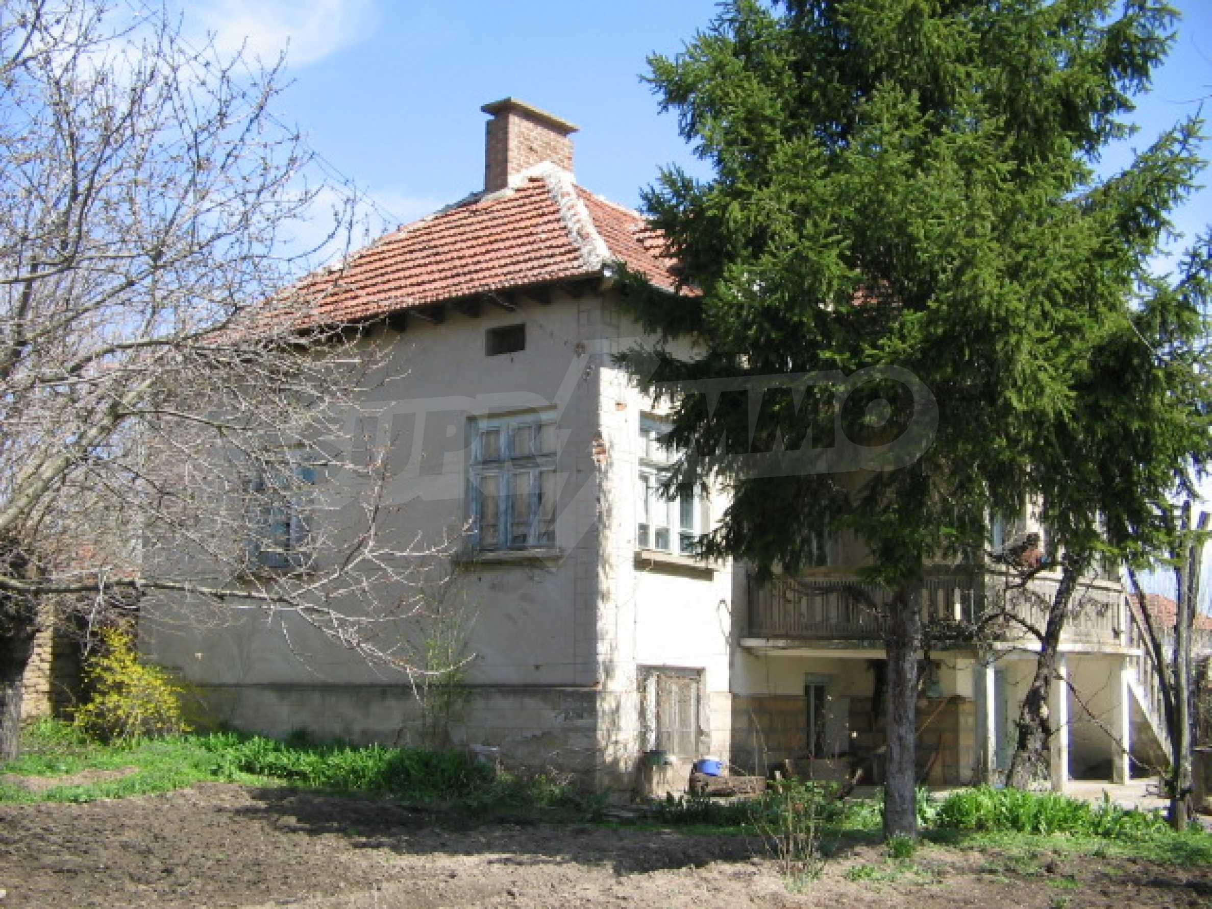 Big house near a river 26