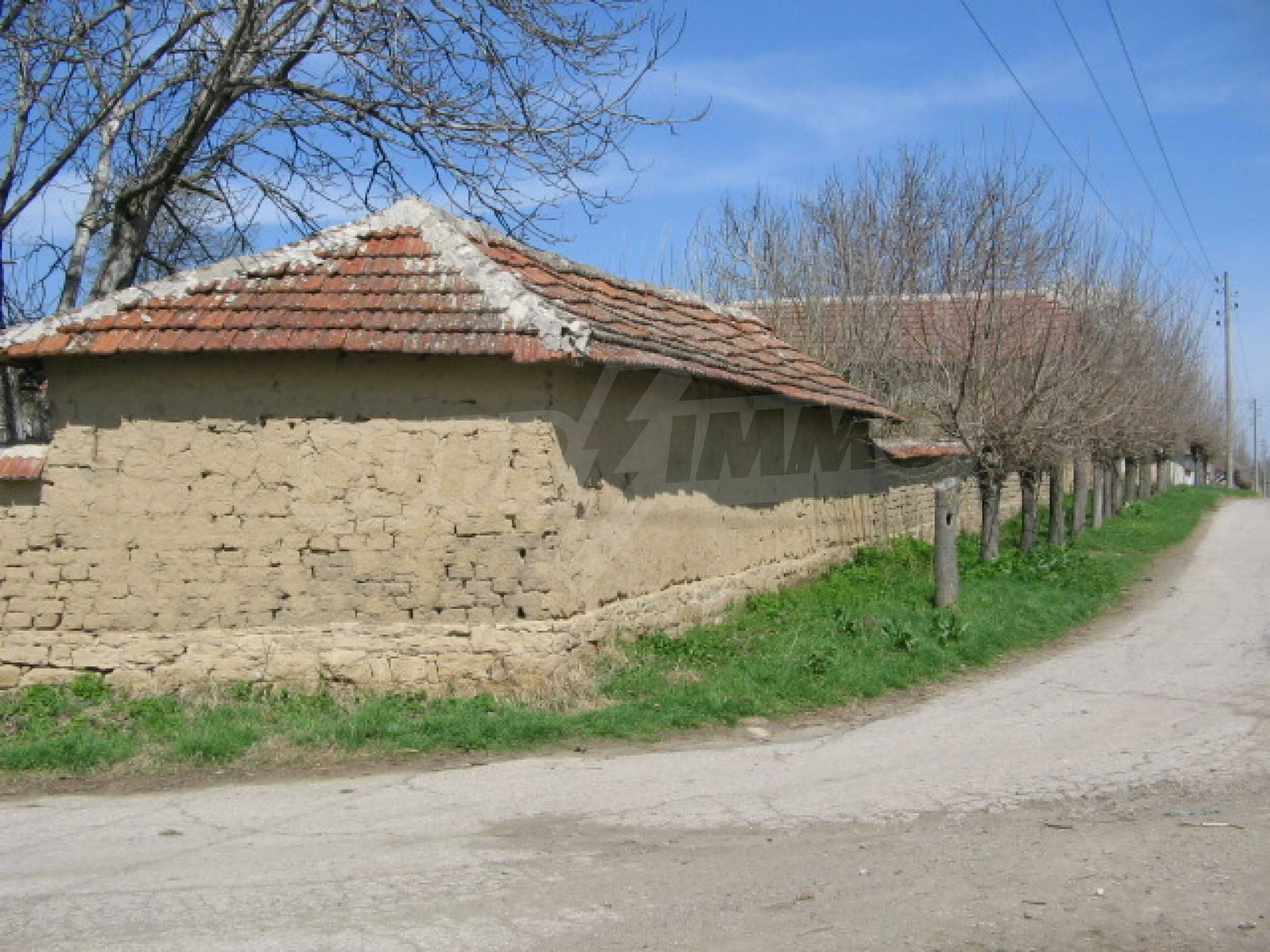 Big house near a river 2
