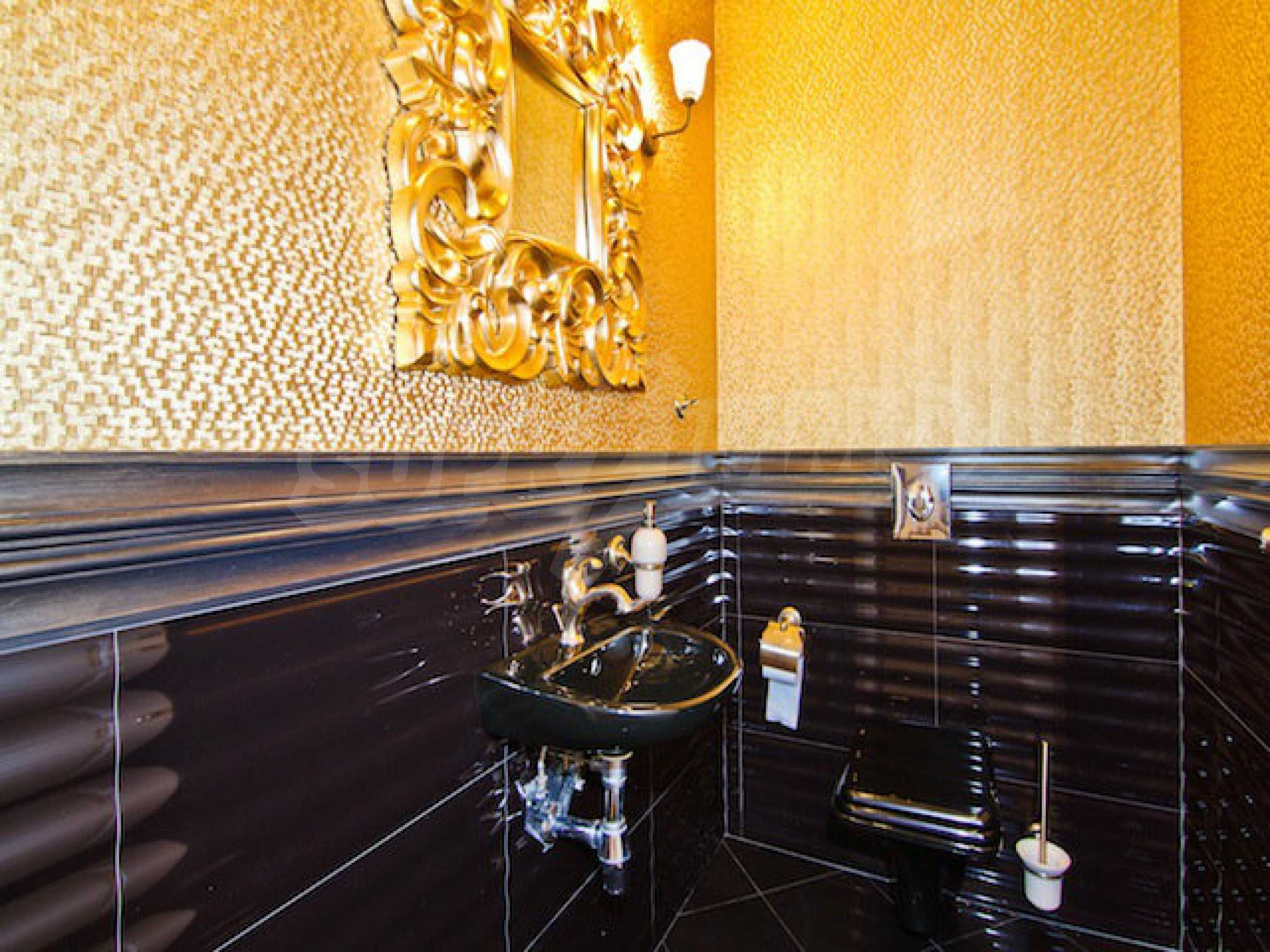 Luxuriös eingerichtetes Apartment mit einem Schlafzimmer 16