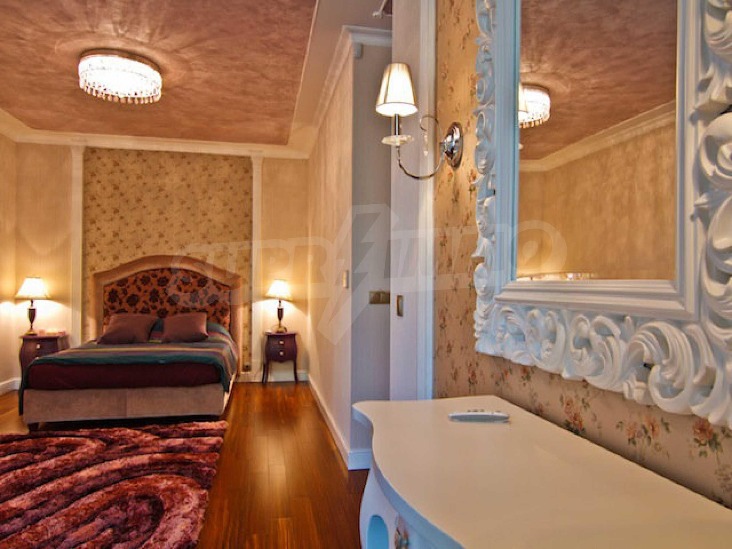 Luxuriös eingerichtetes Apartment mit einem Schlafzimmer 19