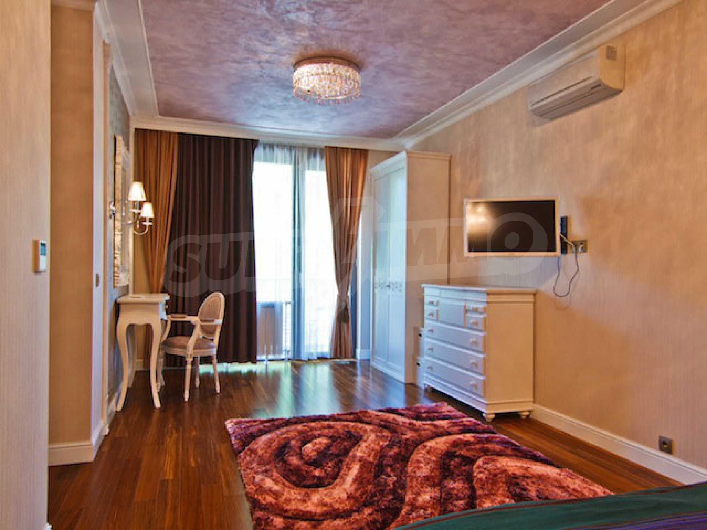 Luxuriös eingerichtetes Apartment mit einem Schlafzimmer 21
