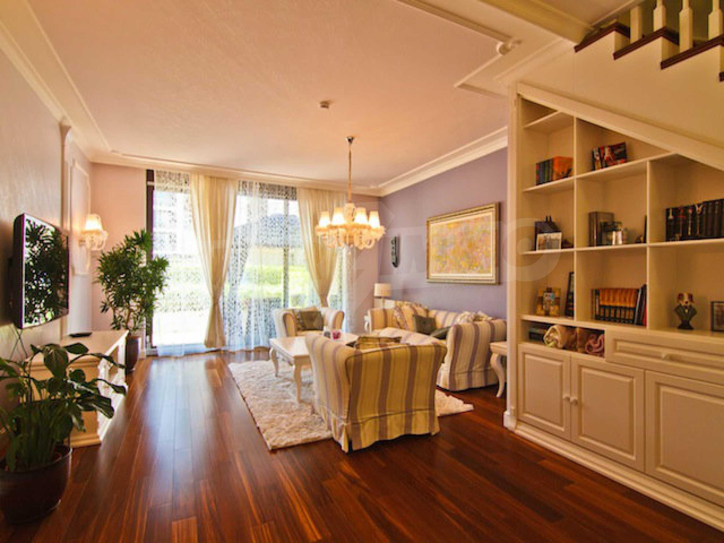 Luxuriös eingerichtetes Apartment mit einem Schlafzimmer 6
