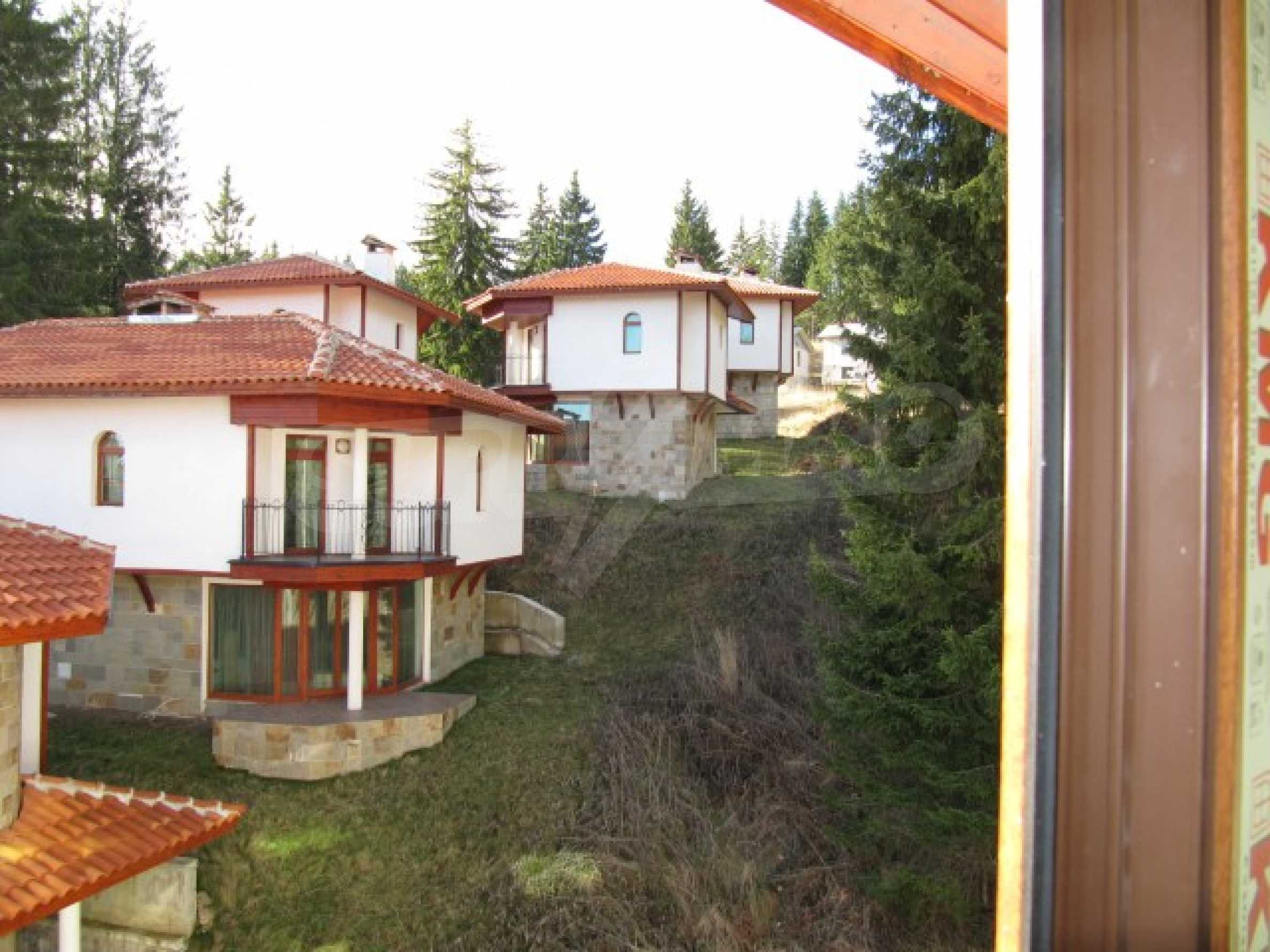 Studio for sale in Forest Glade complex in Pamporovo 12