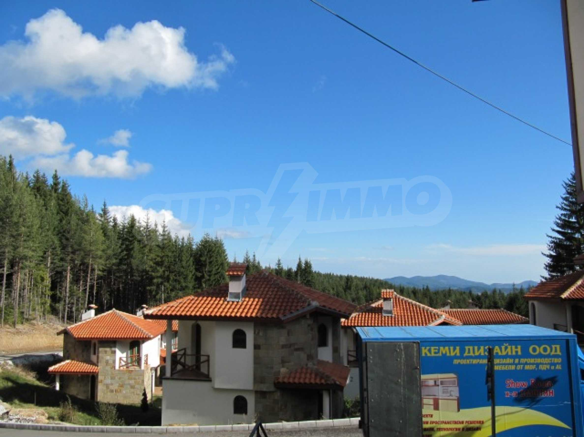 Studio for sale in Forest Glade complex in Pamporovo 2