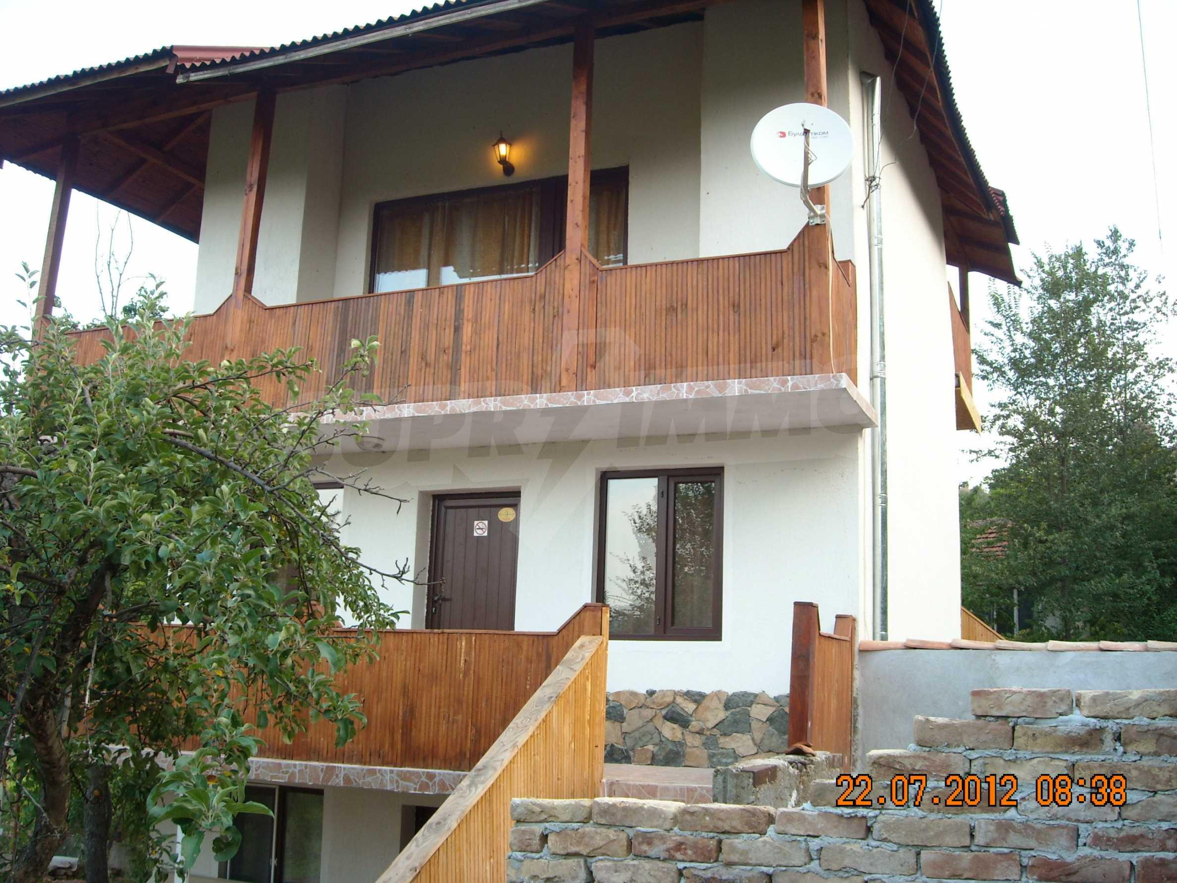 3-storey villa with garden and small plunge pool near Belogradchik