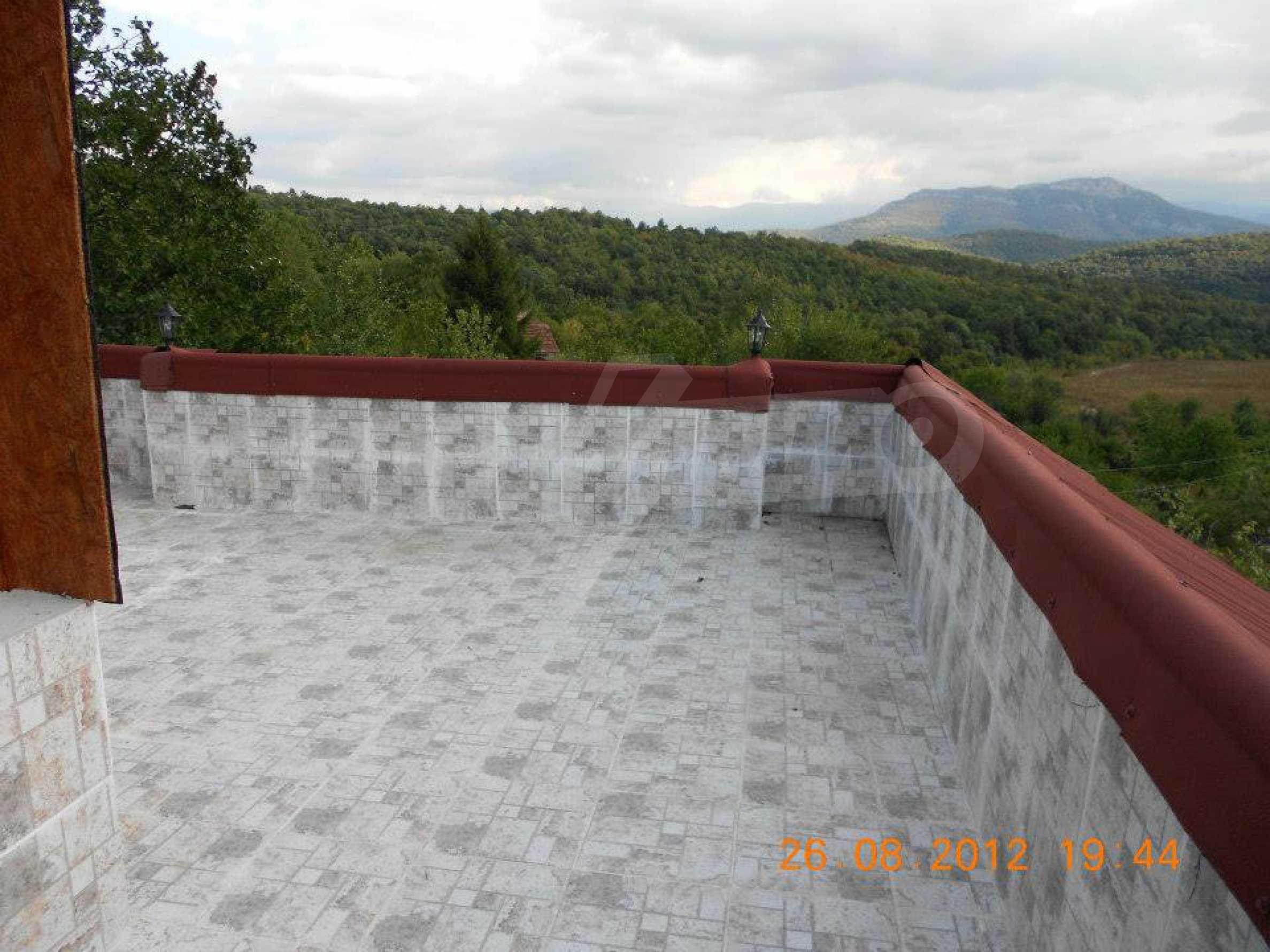 3-storey villa with garden and small plunge pool near Belogradchik 17