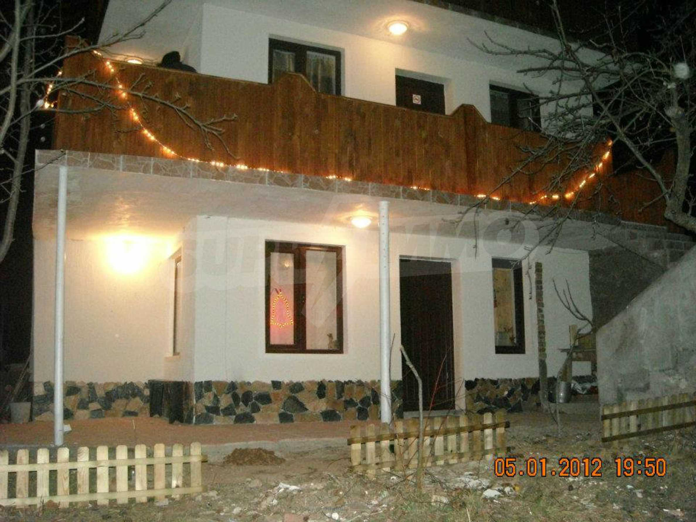 3-storey villa with garden and small plunge pool near Belogradchik 1