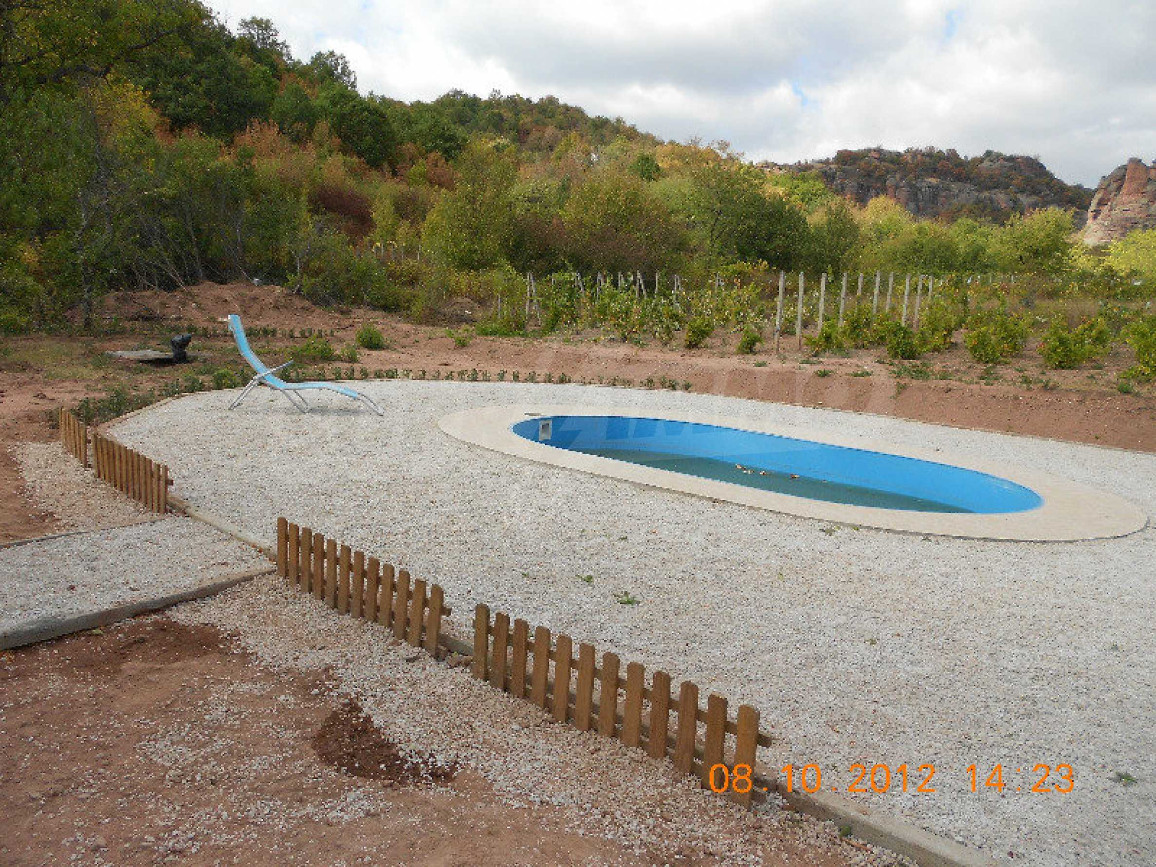 3-storey villa with garden and small plunge pool near Belogradchik 20