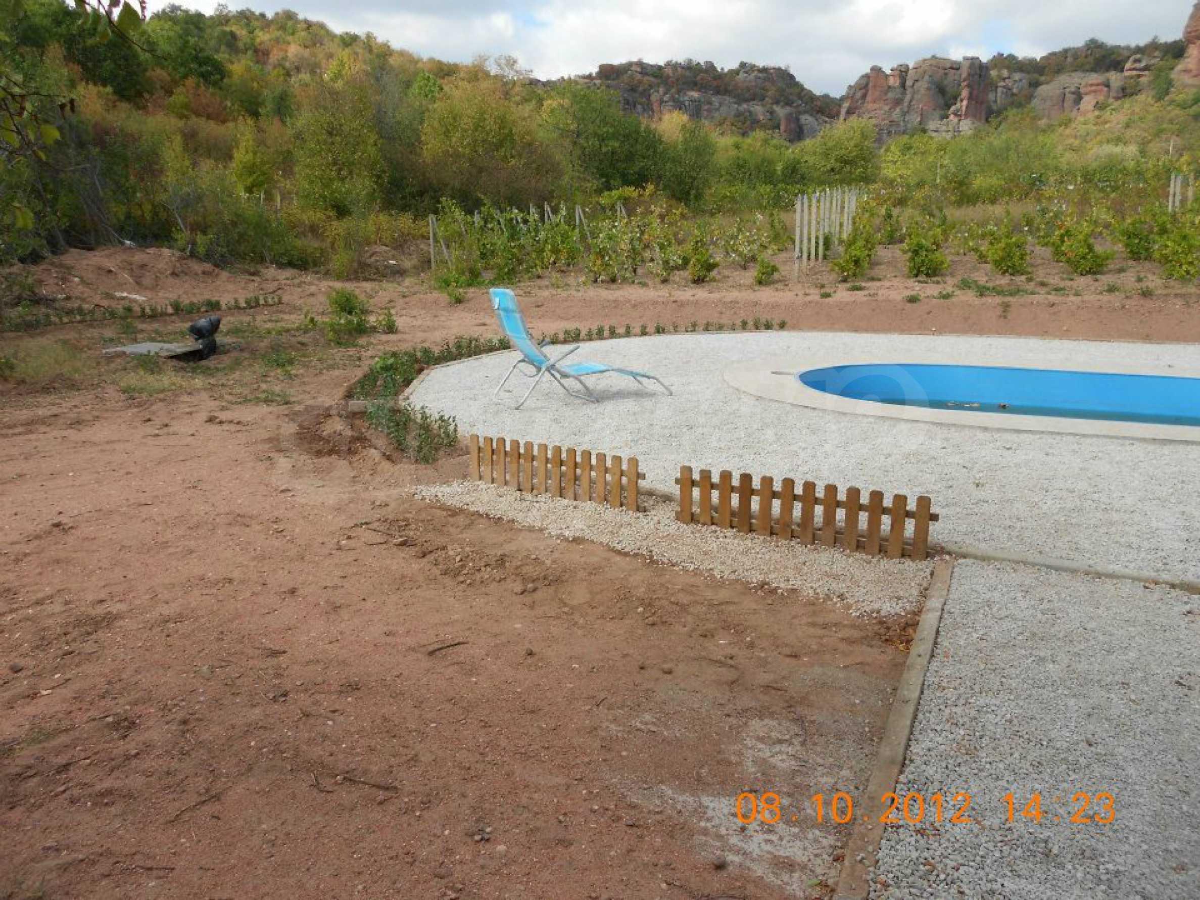 3-storey villa with garden and small plunge pool near Belogradchik 26