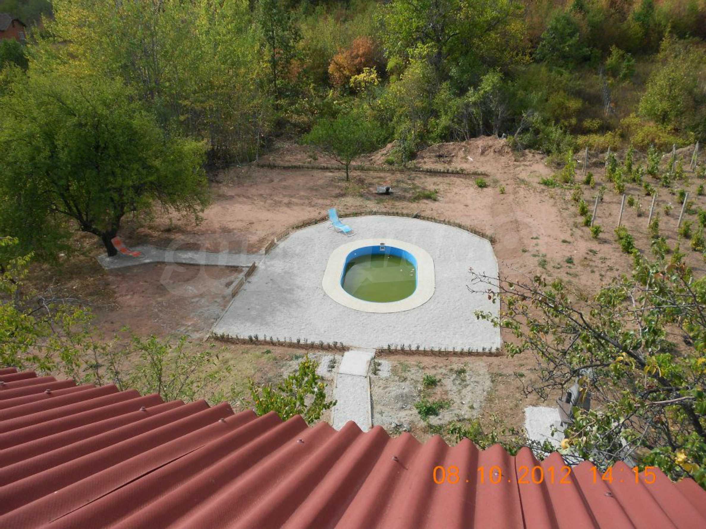 3-storey villa with garden and small plunge pool near Belogradchik 28