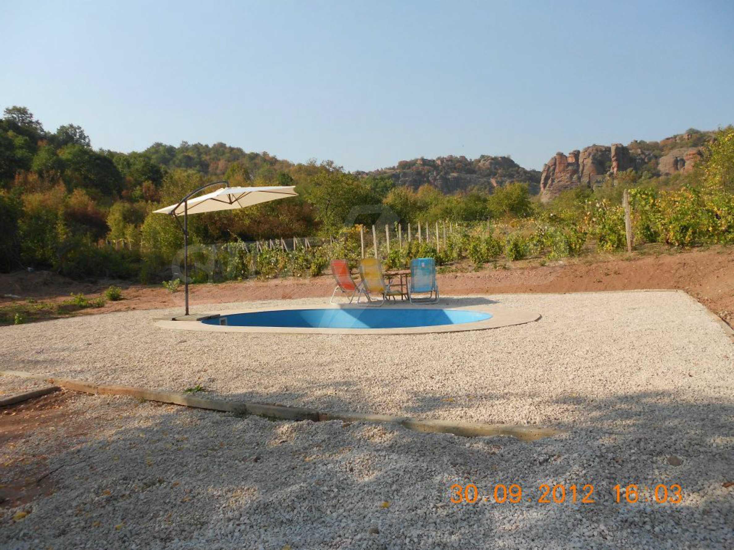 3-storey villa with garden and small plunge pool near Belogradchik 32