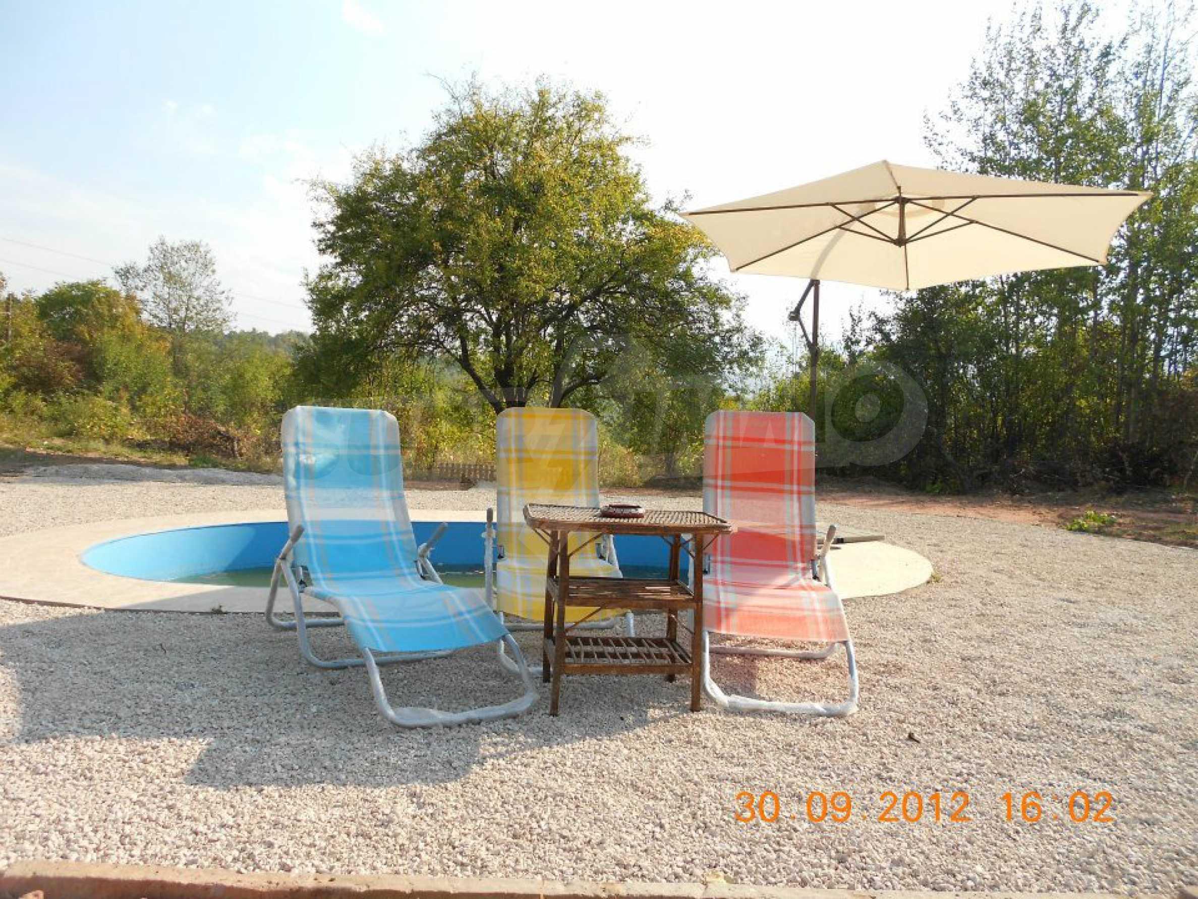3-storey villa with garden and small plunge pool near Belogradchik 33