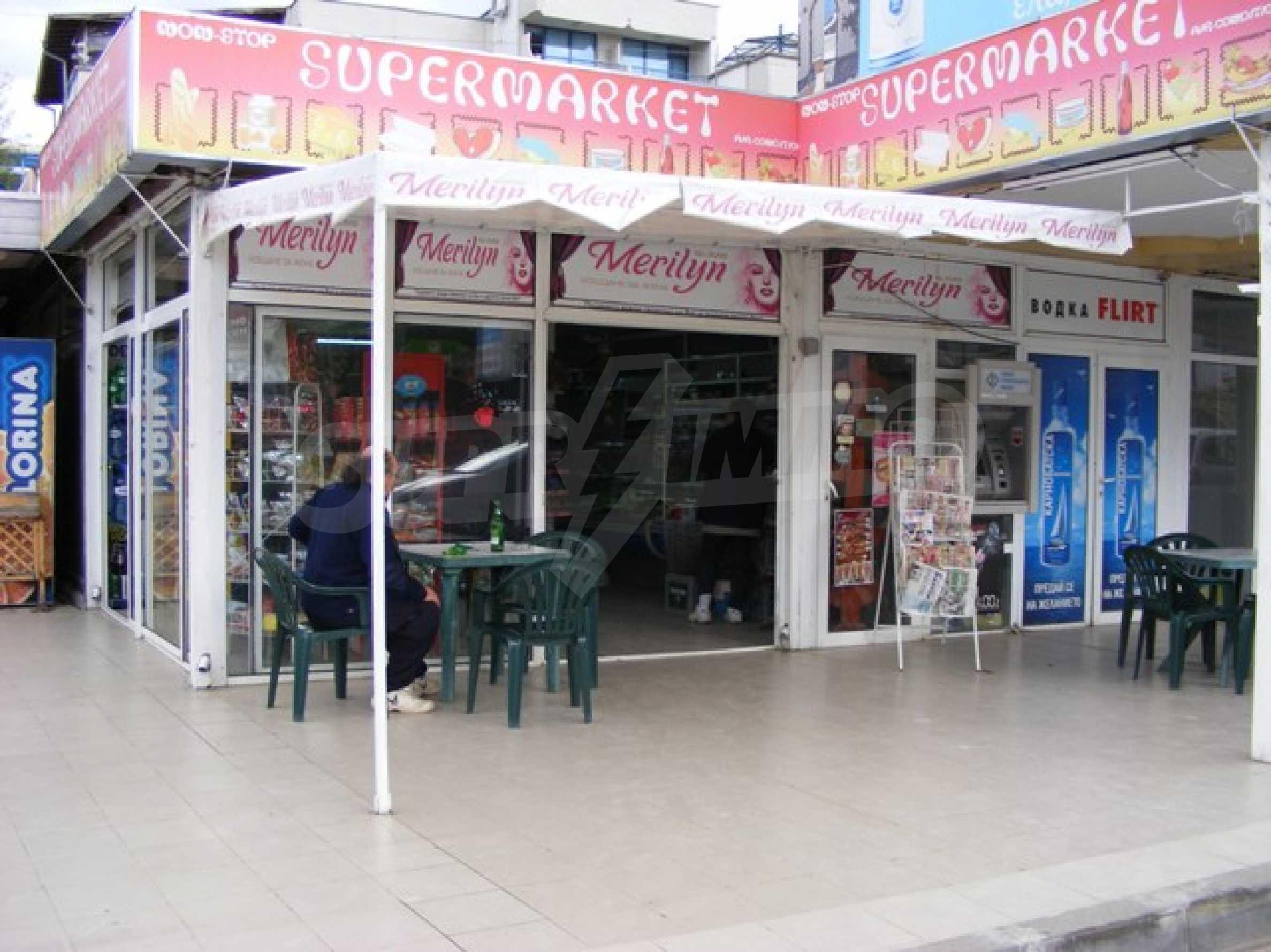 Функциониращ магазин в Балчик 3
