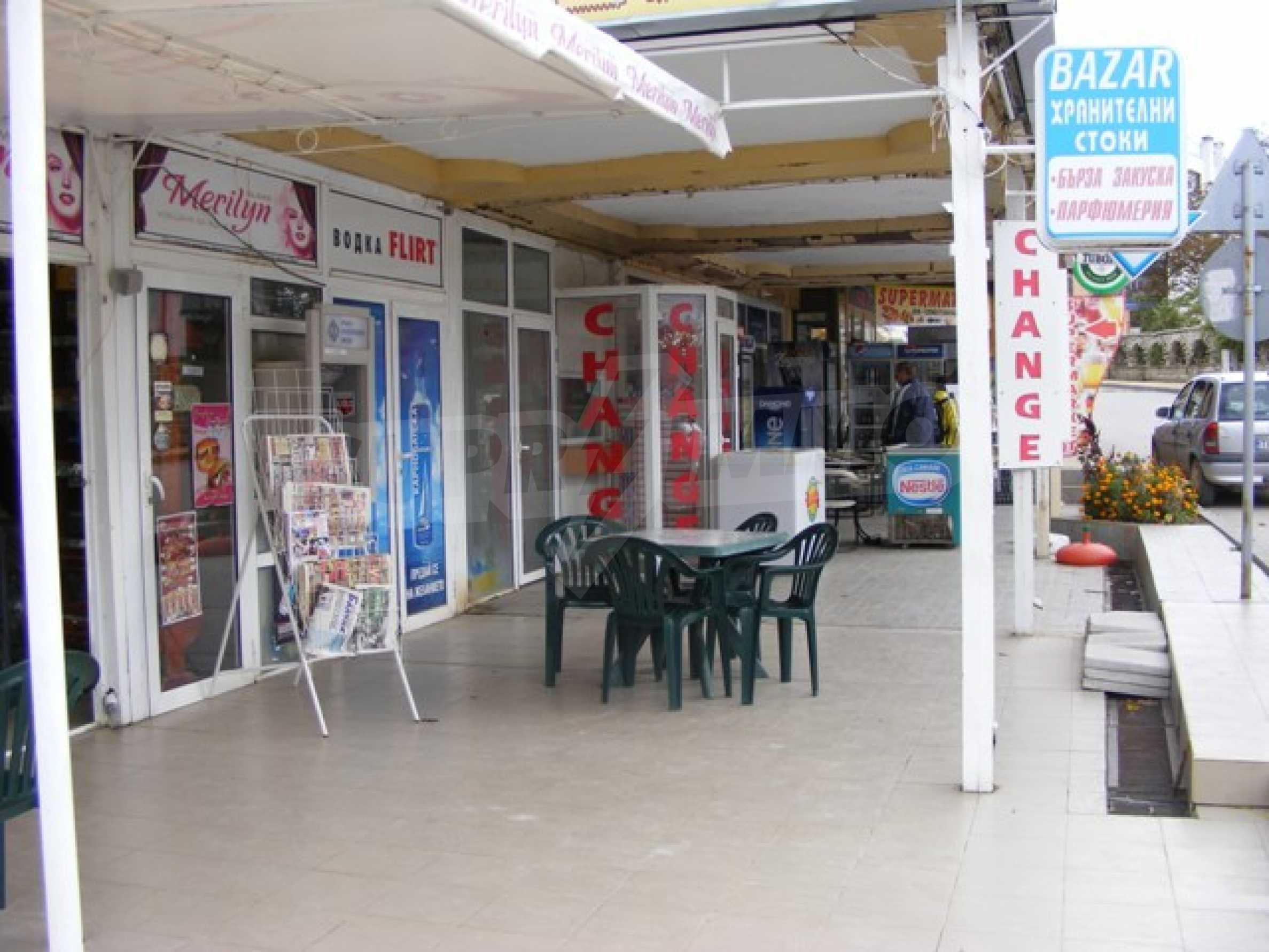 Функциониращ магазин в Балчик 4