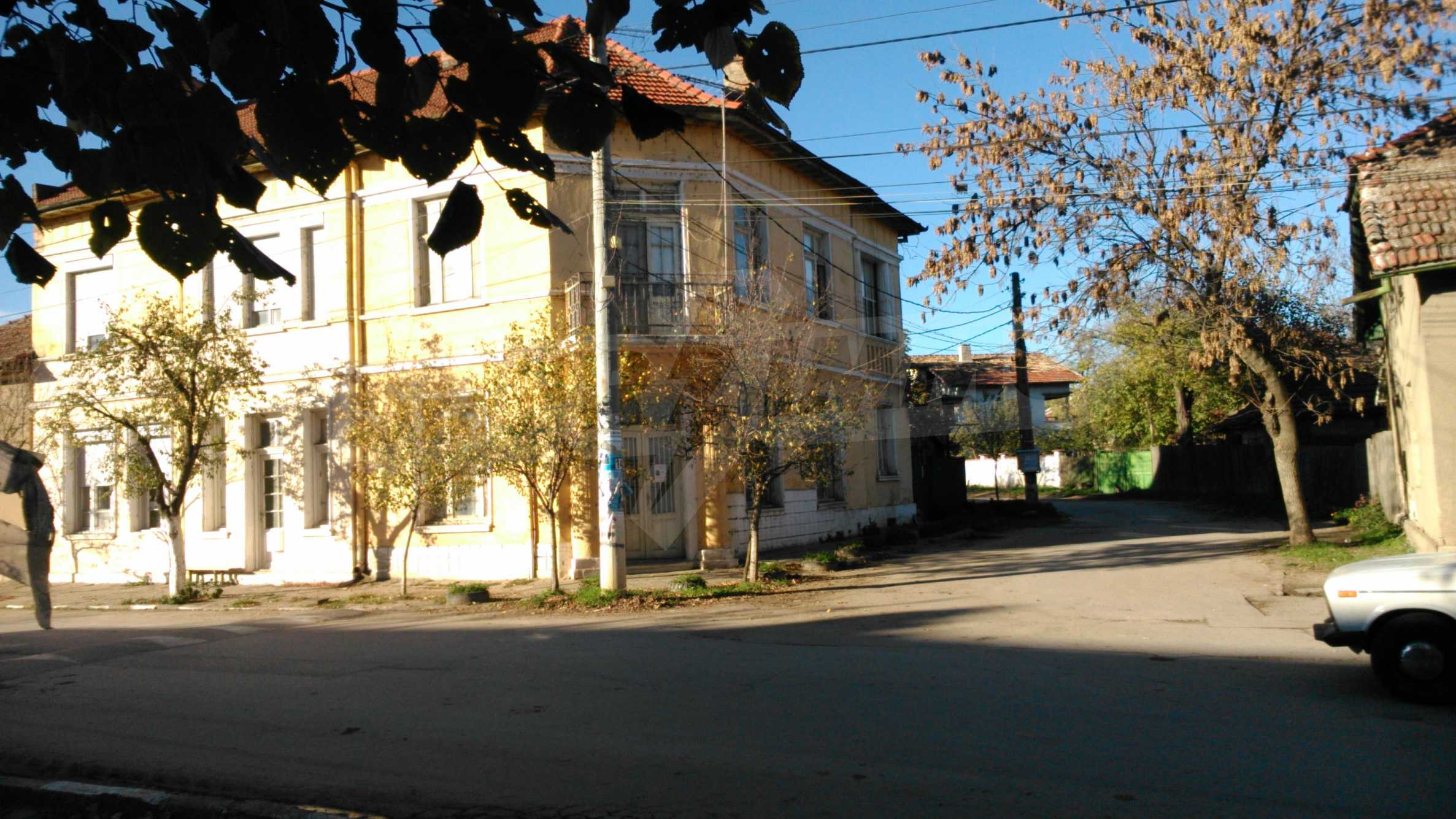 Two-storey house with yard in the center of developed village 2