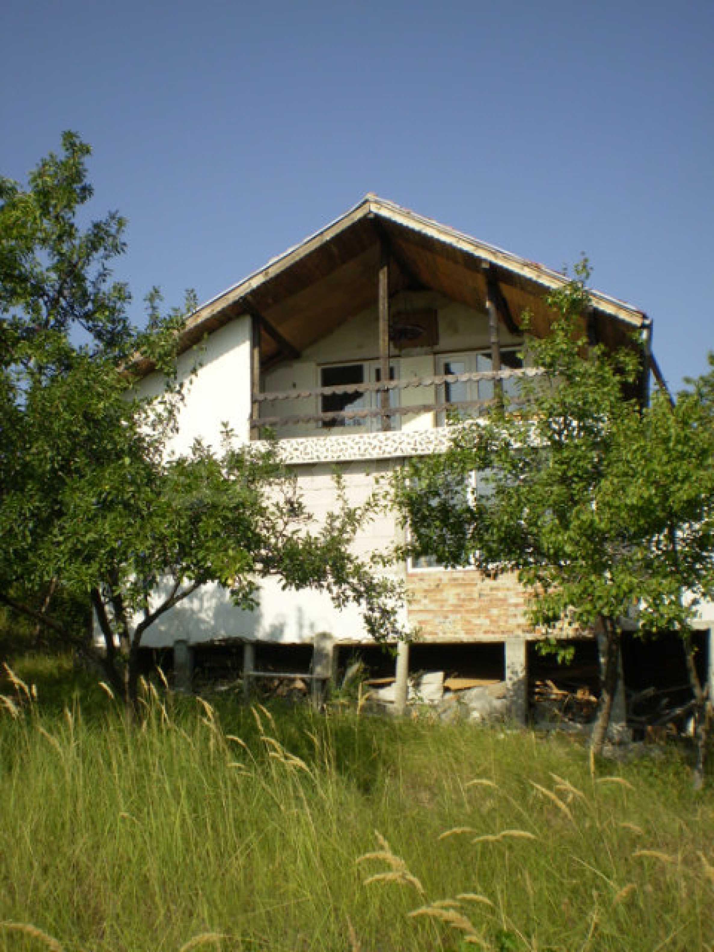 Zweistöckige neue Villa mit herrlichem Blick in der Nähe von Vidin