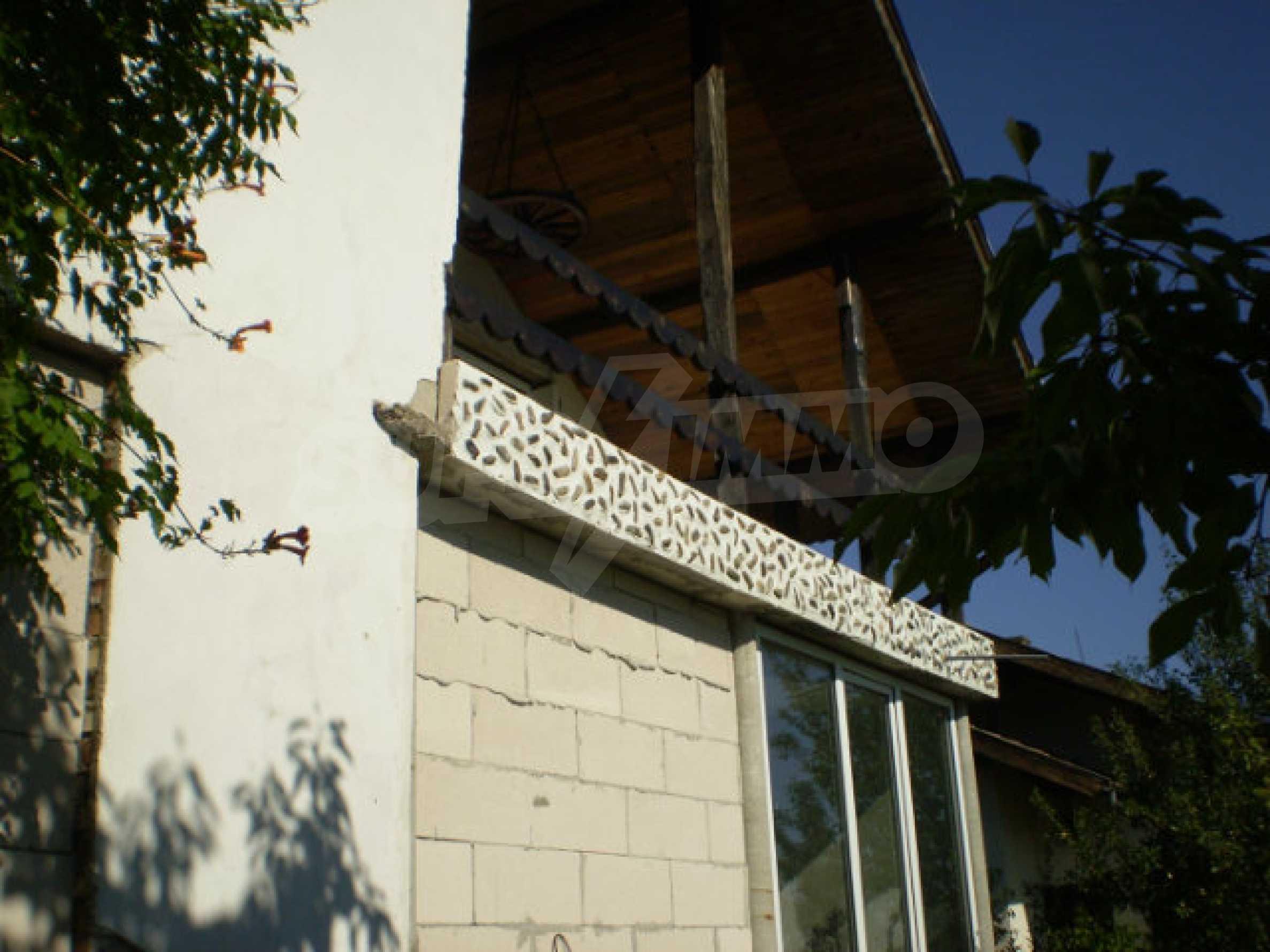 Zweistöckige neue Villa mit herrlichem Blick in der Nähe von Vidin 6