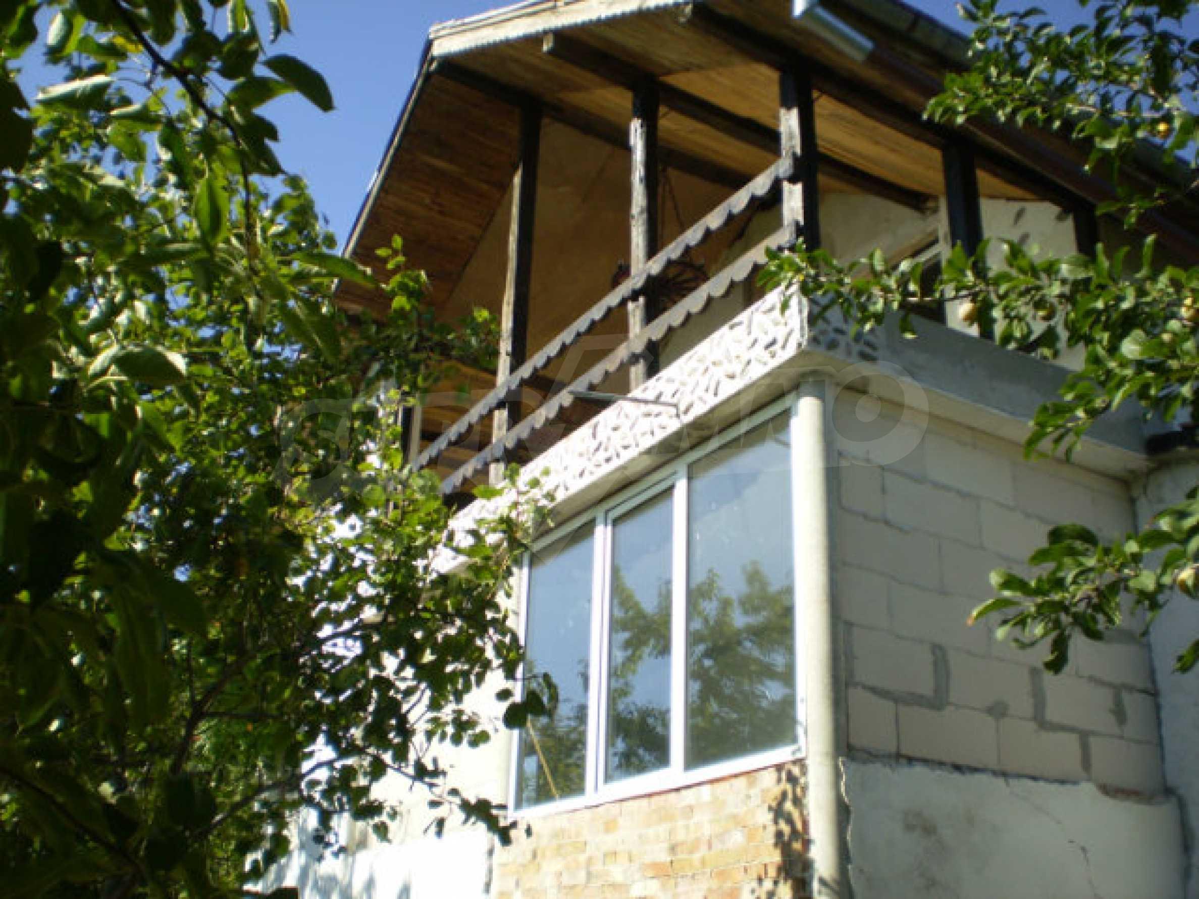 Zweistöckige neue Villa mit herrlichem Blick in der Nähe von Vidin 7