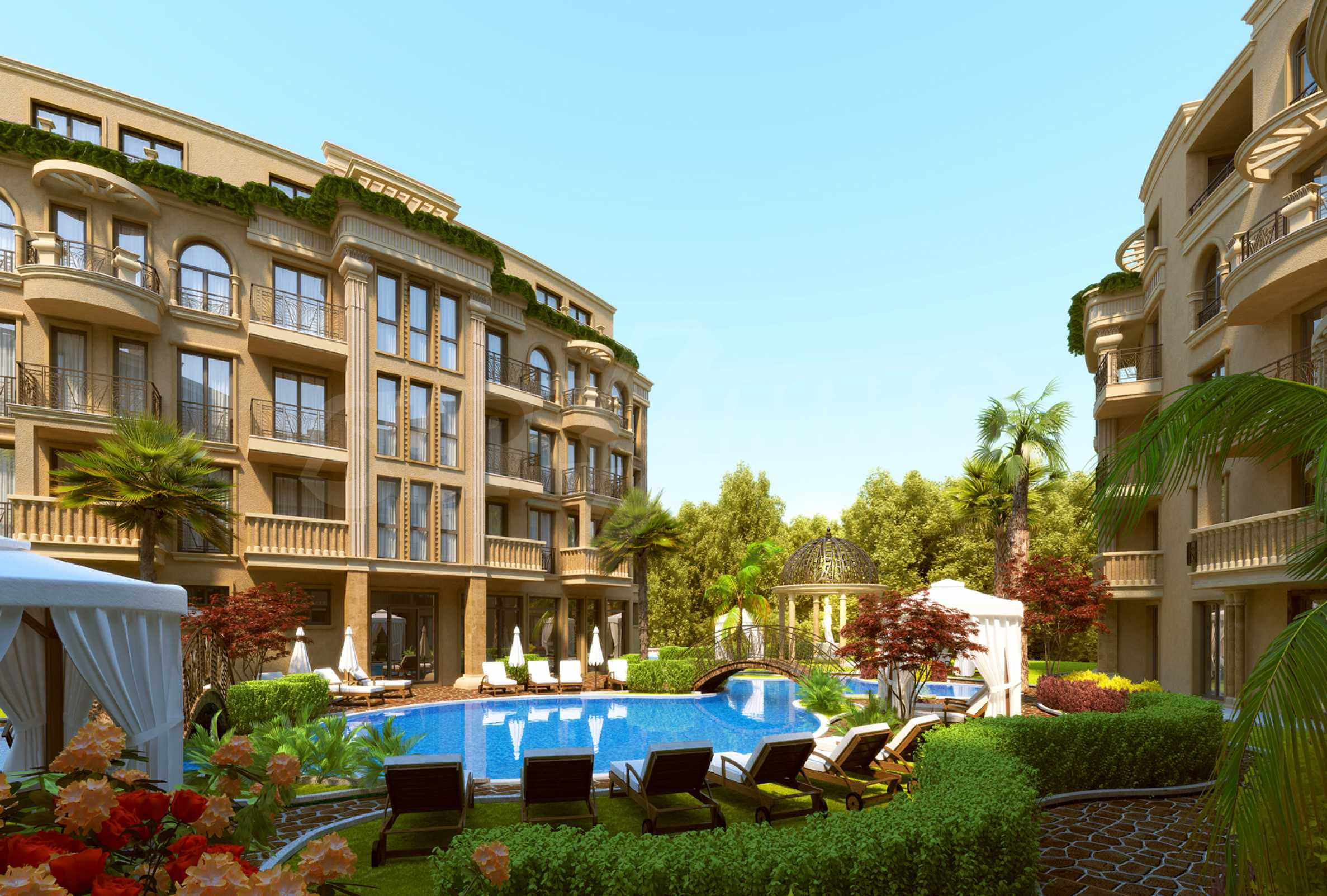 2 Bedroom Apartment For Sale Sunny Beach Property Prices Suprimmo Net