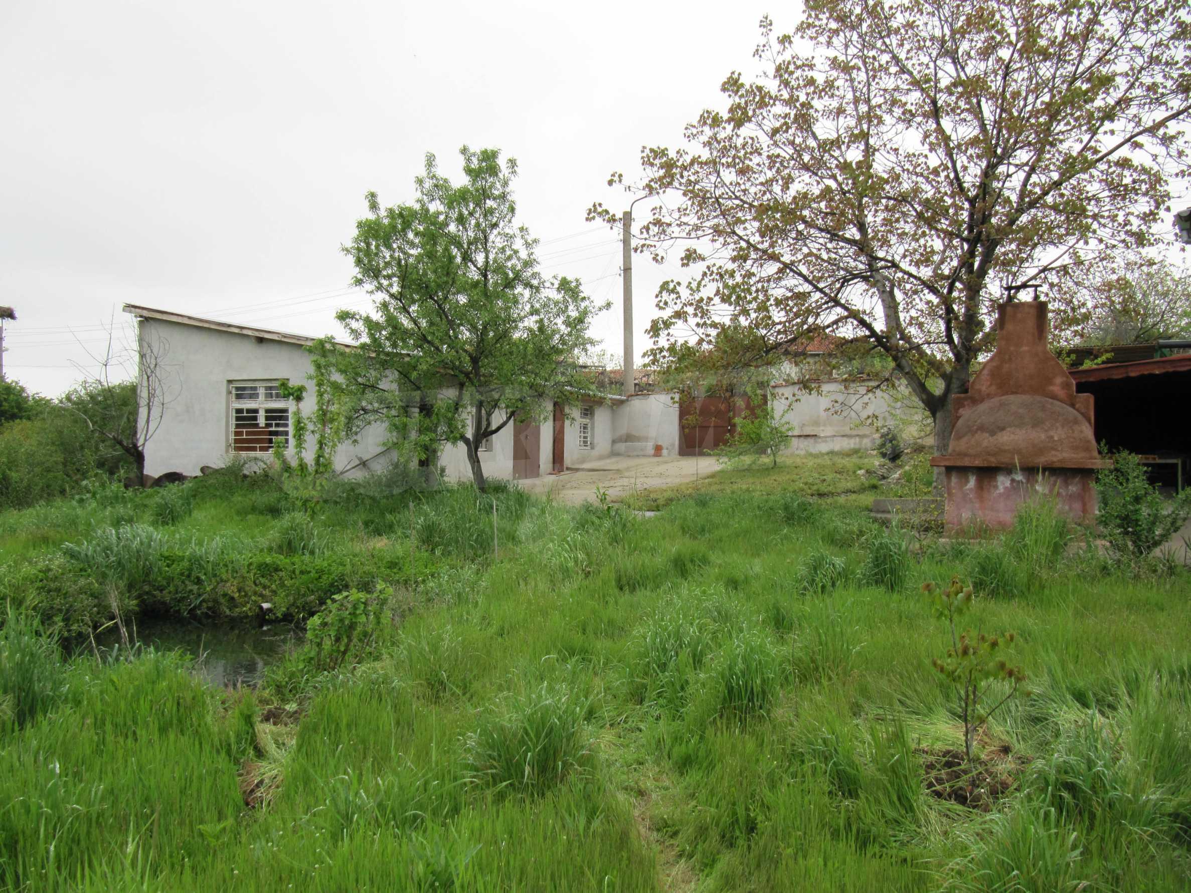 Ausgezeichnetes ländliches Anwesen mit herrlichem Blick auf die Rhodopen bei Kardschali 46