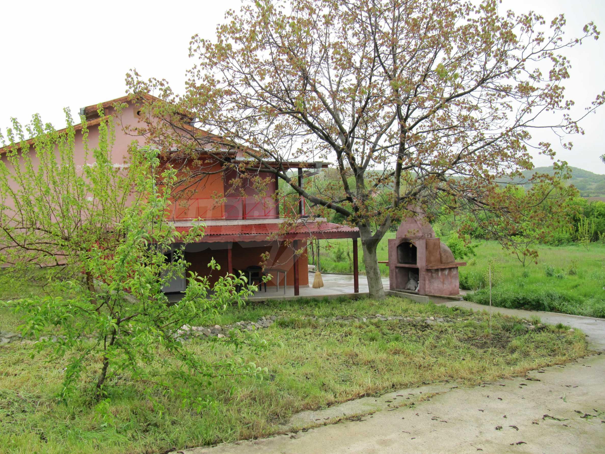 Ausgezeichnetes ländliches Anwesen mit herrlichem Blick auf die Rhodopen bei Kardschali 48