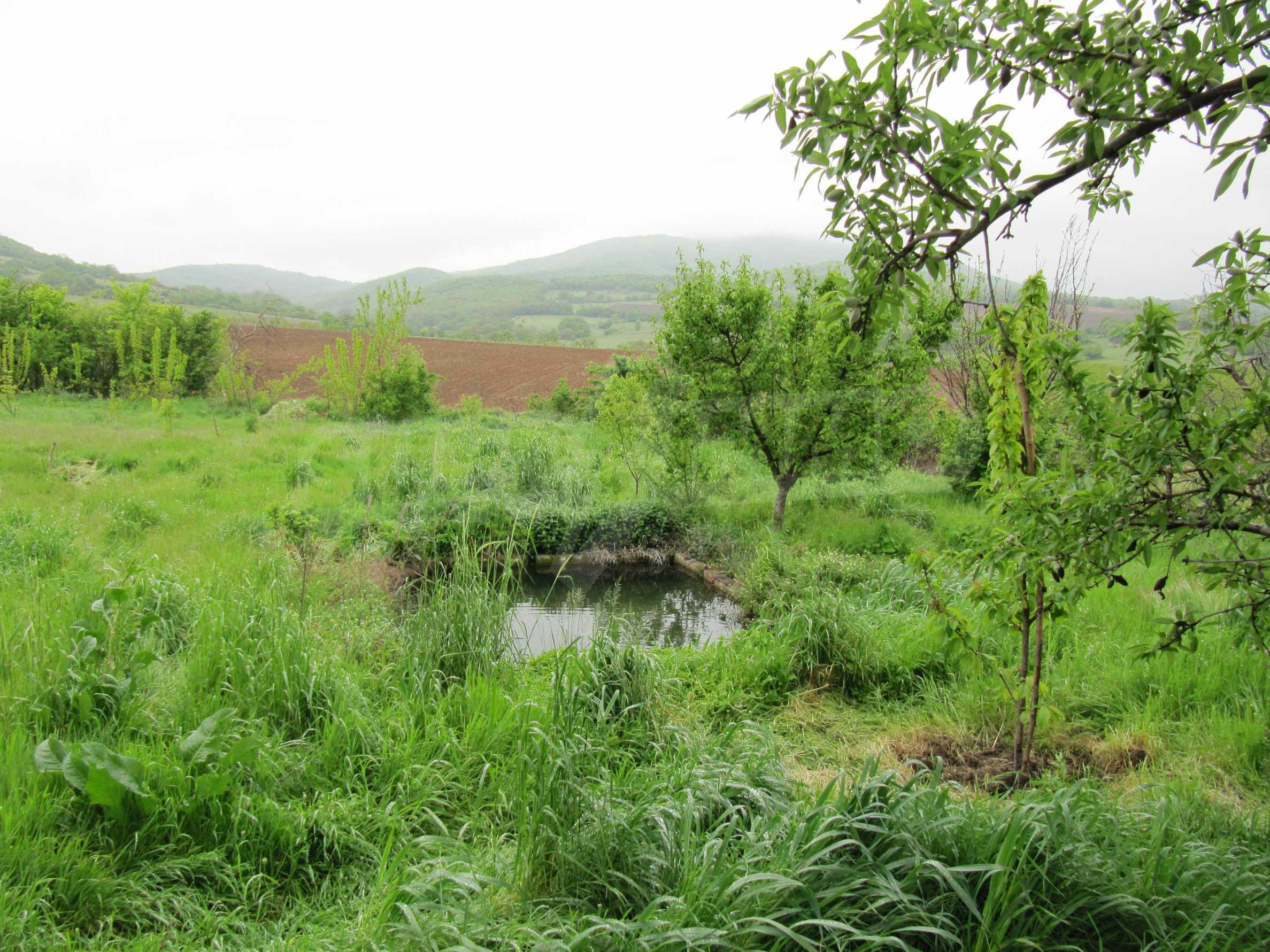 Ausgezeichnetes ländliches Anwesen mit herrlichem Blick auf die Rhodopen bei Kardschali 49