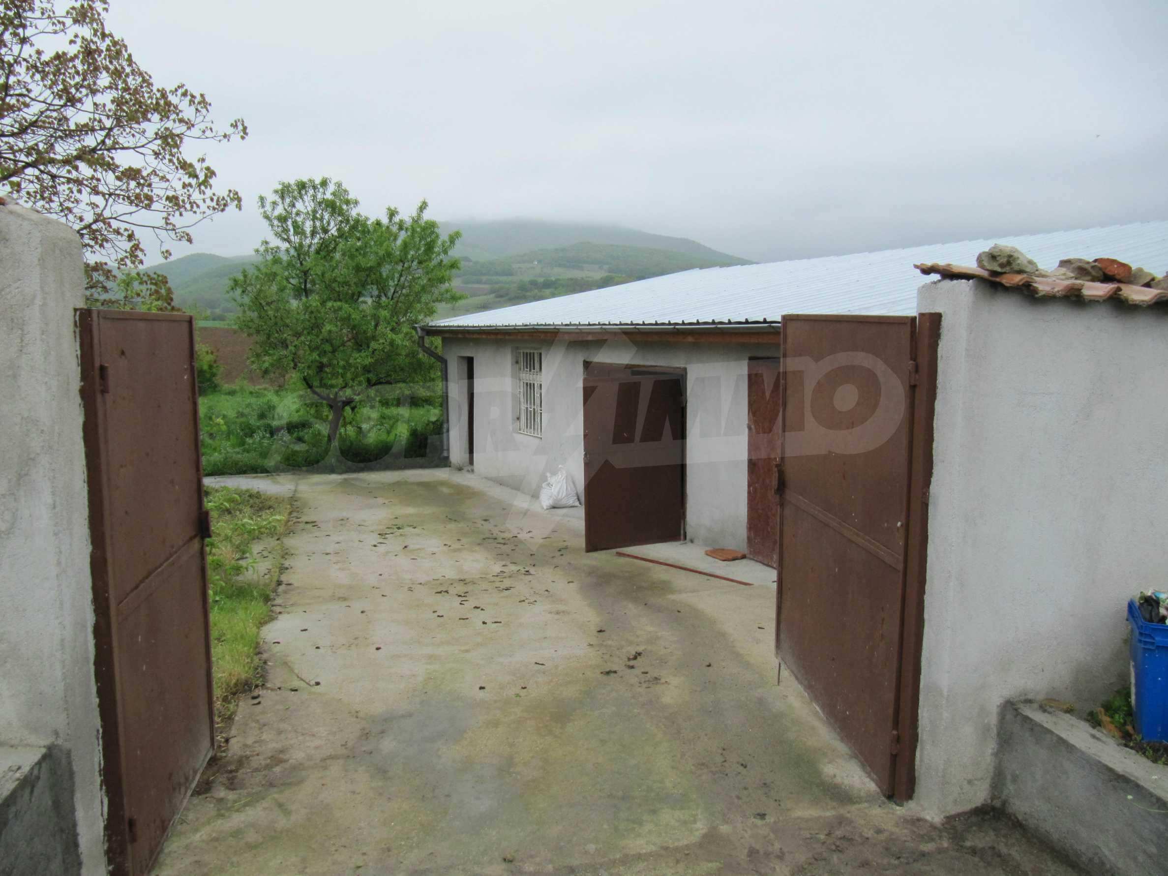 Ausgezeichnetes ländliches Anwesen mit herrlichem Blick auf die Rhodopen bei Kardschali 58