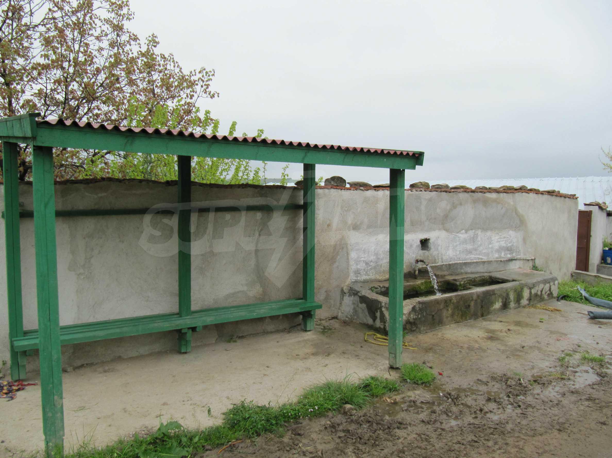 Ausgezeichnetes ländliches Anwesen mit herrlichem Blick auf die Rhodopen bei Kardschali 61