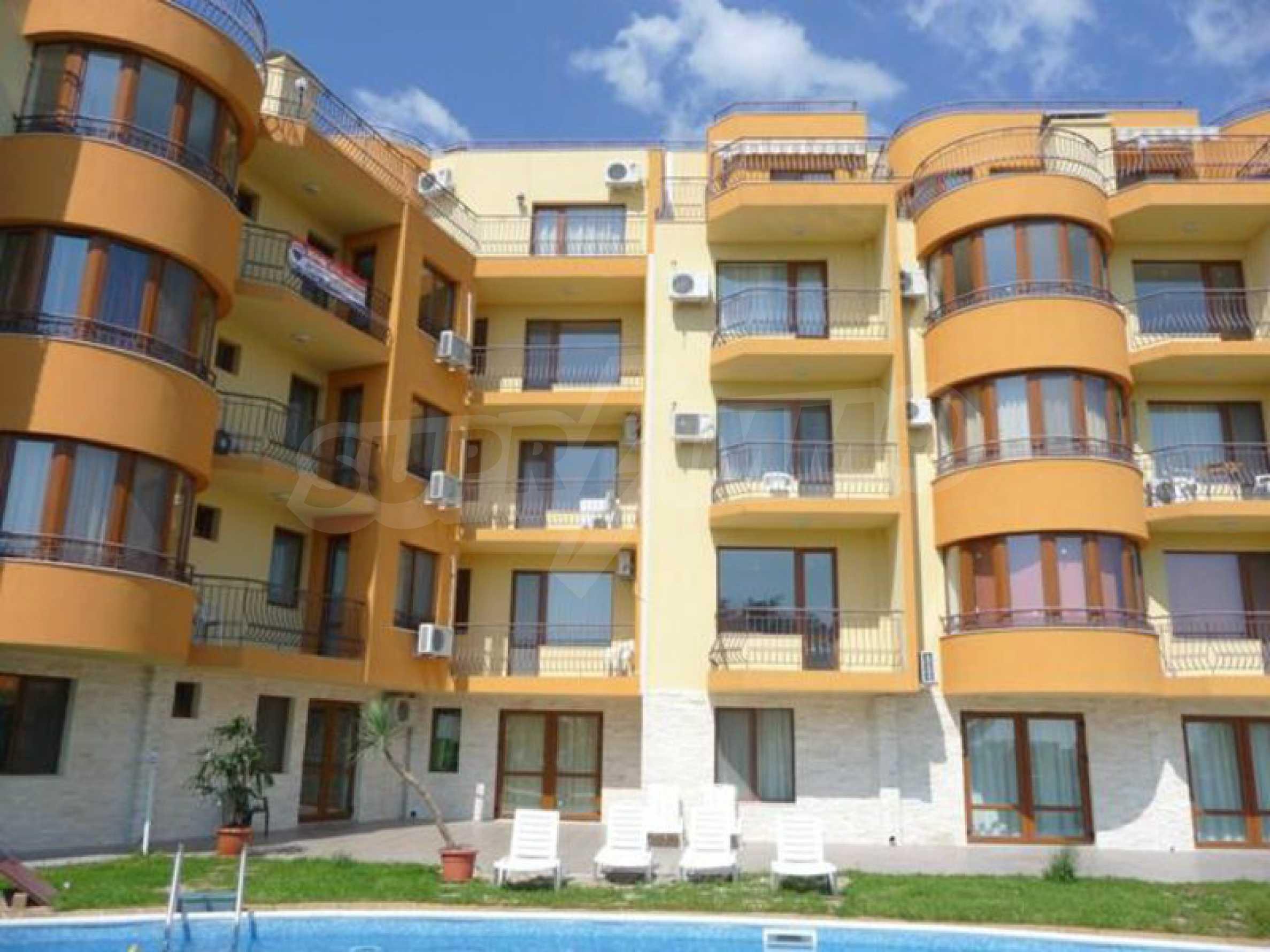 Wohnung in Sea Village 4