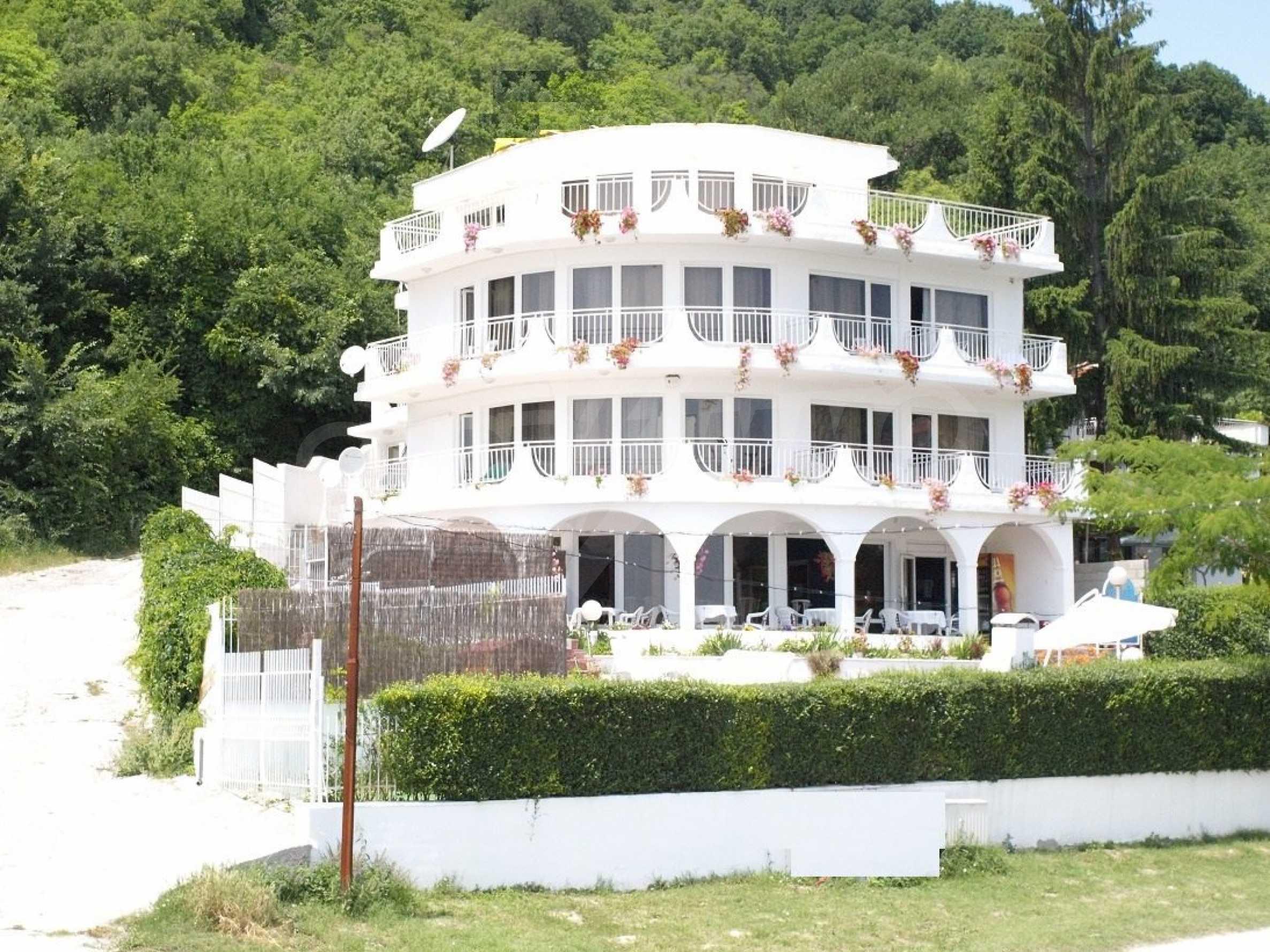 Гостиница на море в Албена 6