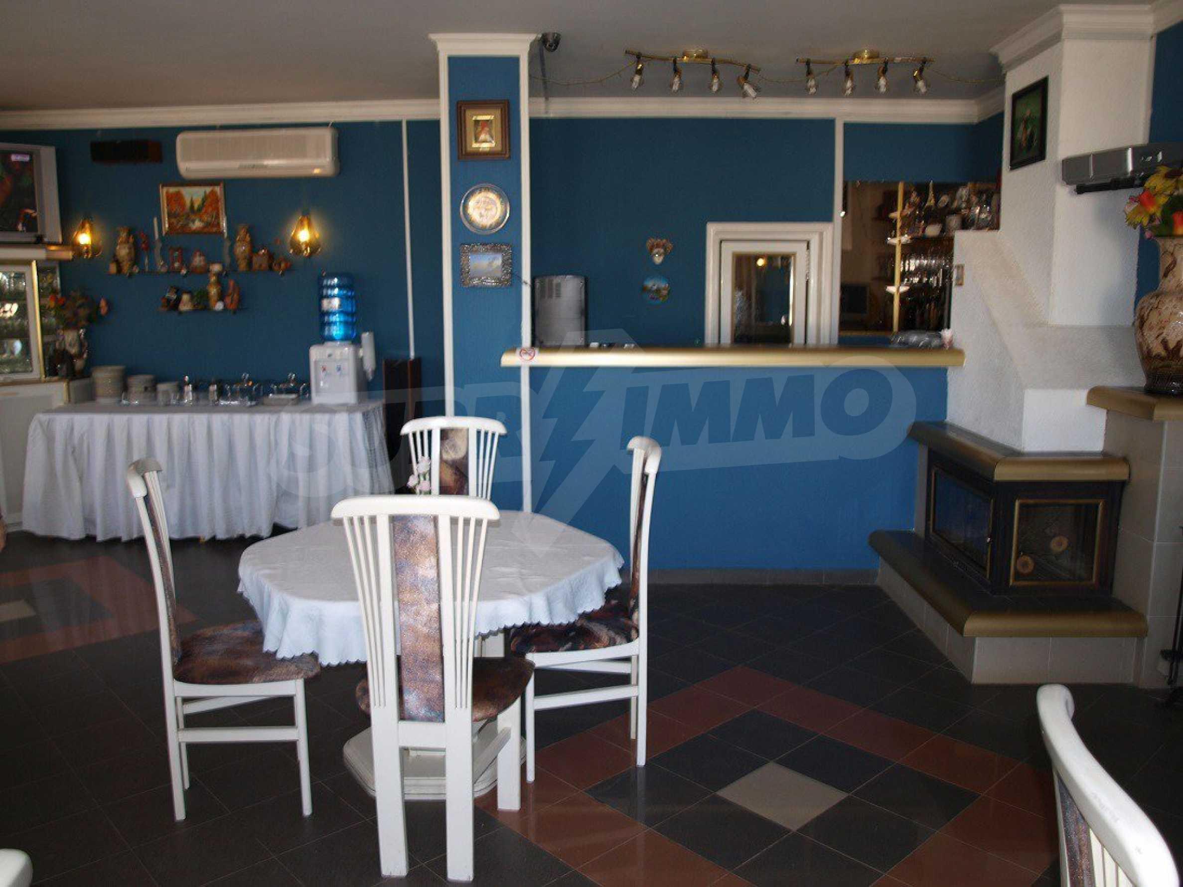 Гостиница на море в Албена 36