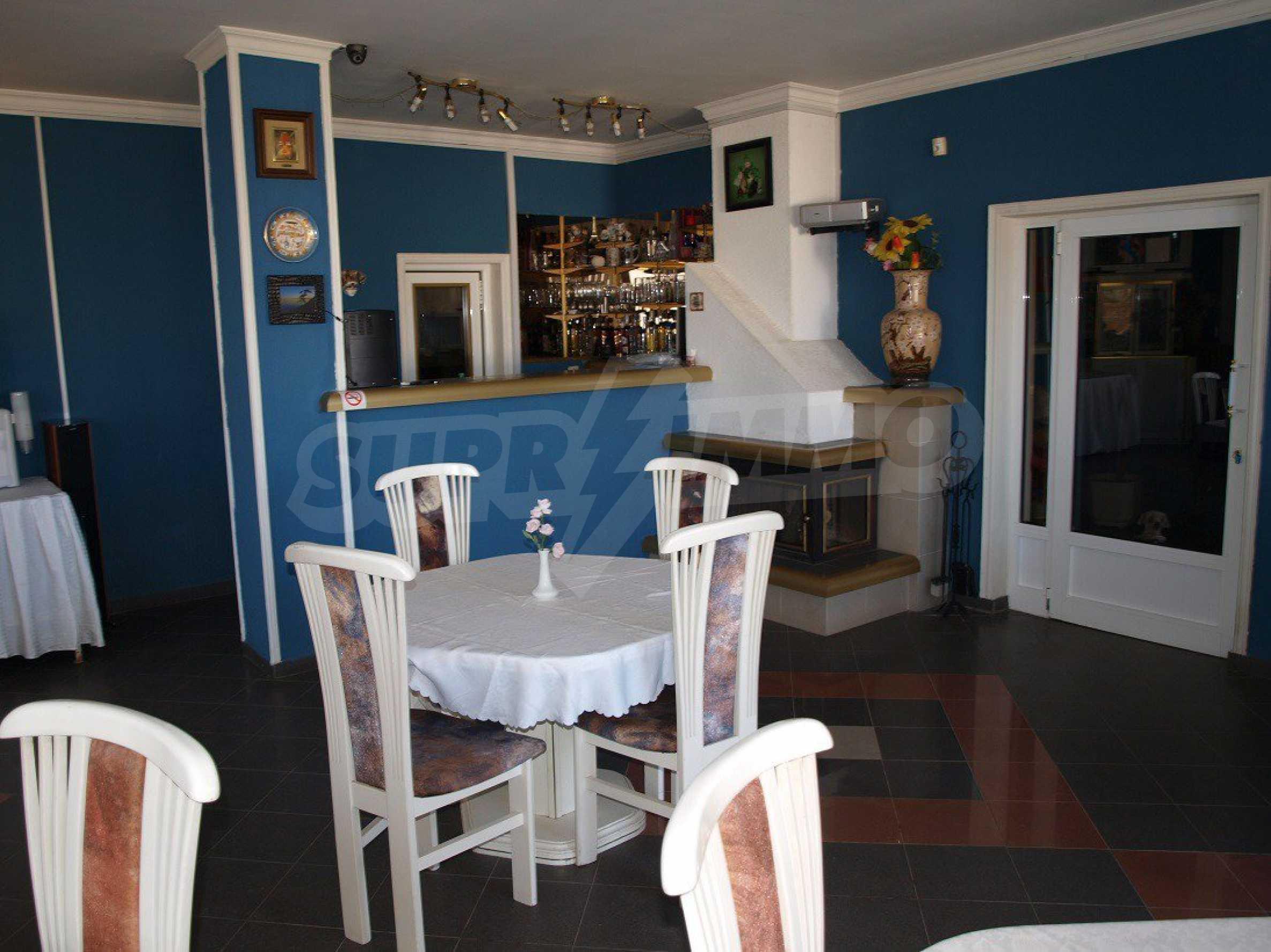 Гостиница на море в Албена 37