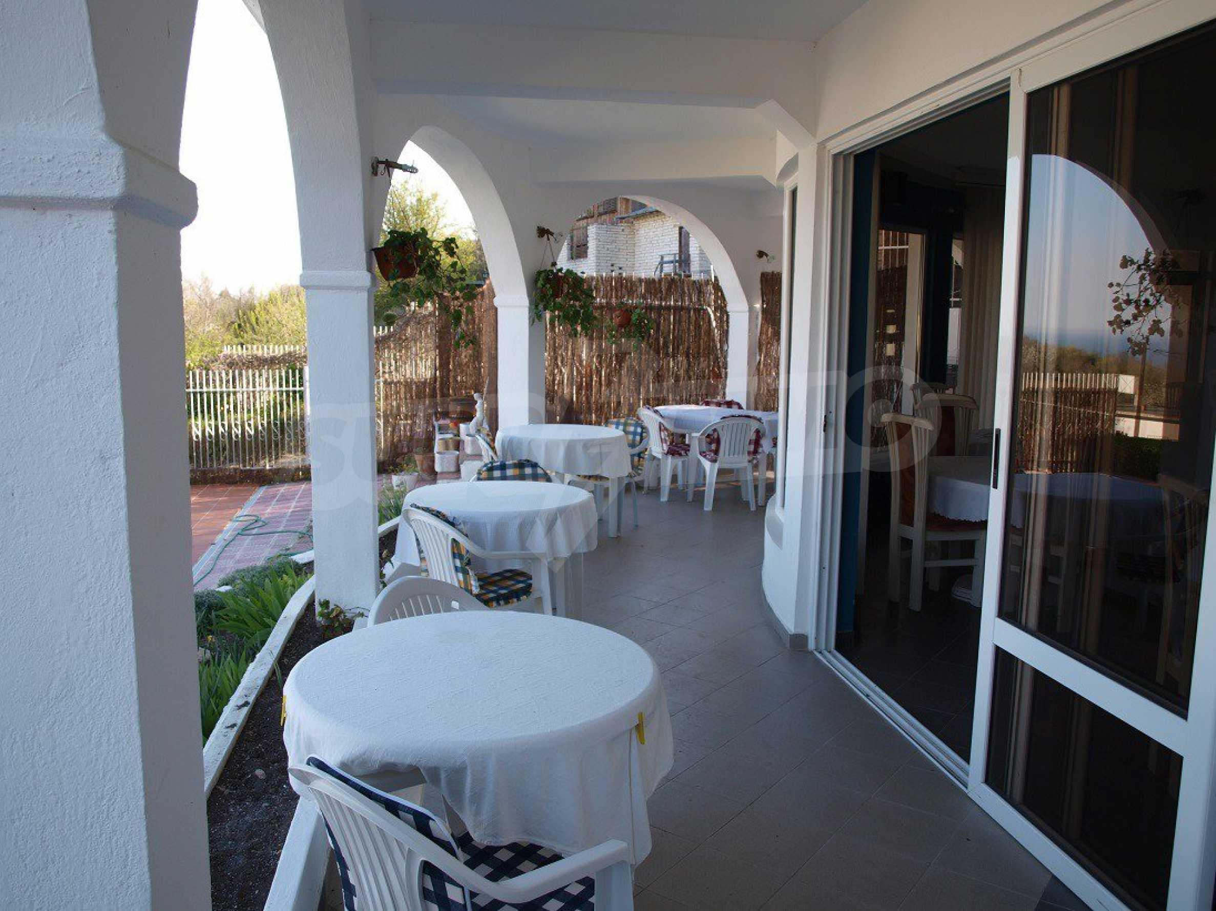 Гостиница на море в Албена 38