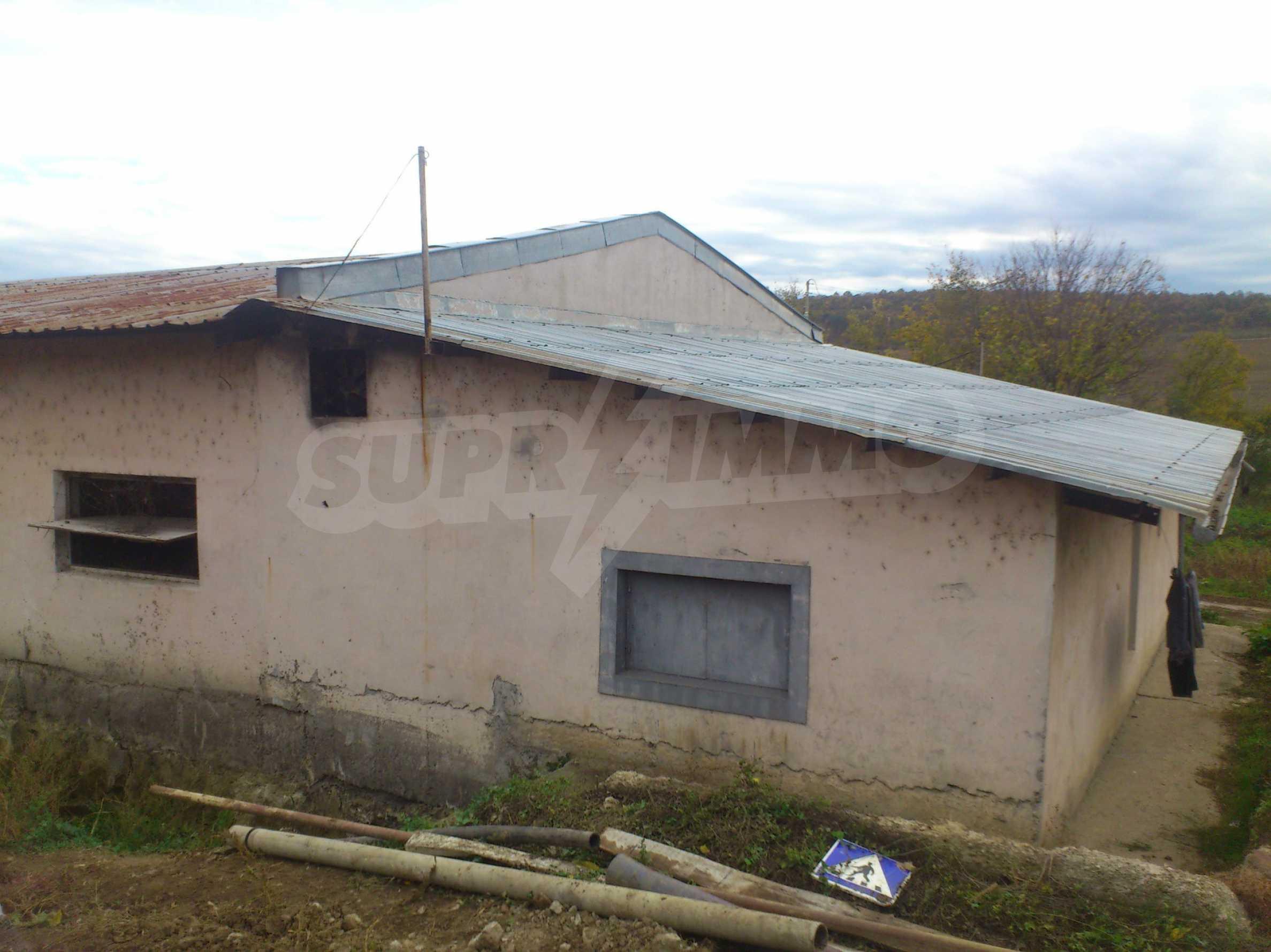Neues Bauernhaus in einem Dorf in der Nähe von Veliko Tarnovo 15