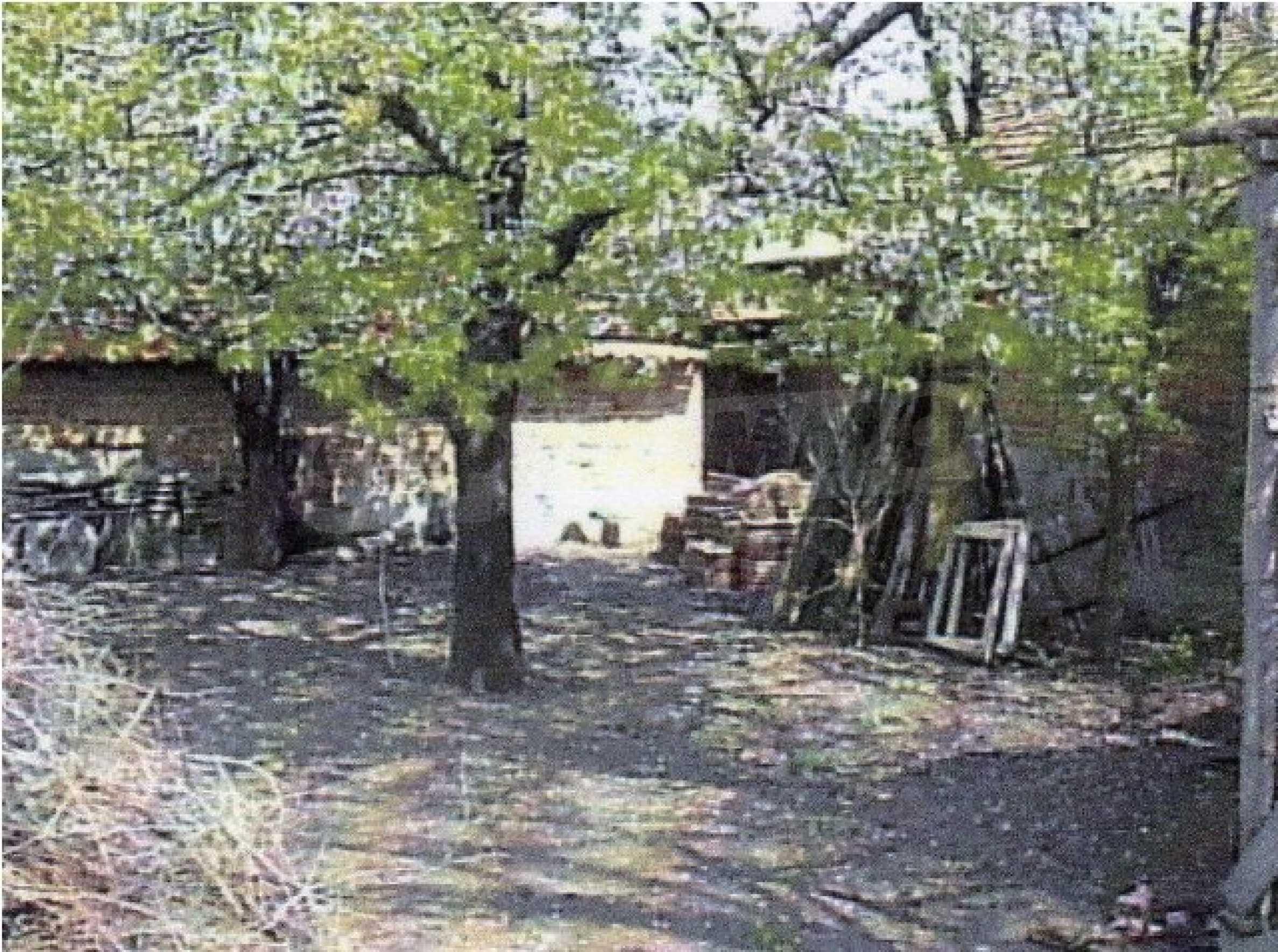 Уютный дом в селе Карапелит 11